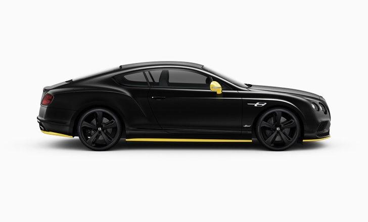 New 2017 Bentley Continental GT Speed Black Edition For Sale In Westport, CT 29_p3