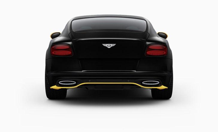 New 2017 Bentley Continental GT Speed Black Edition For Sale In Westport, CT 29_p5