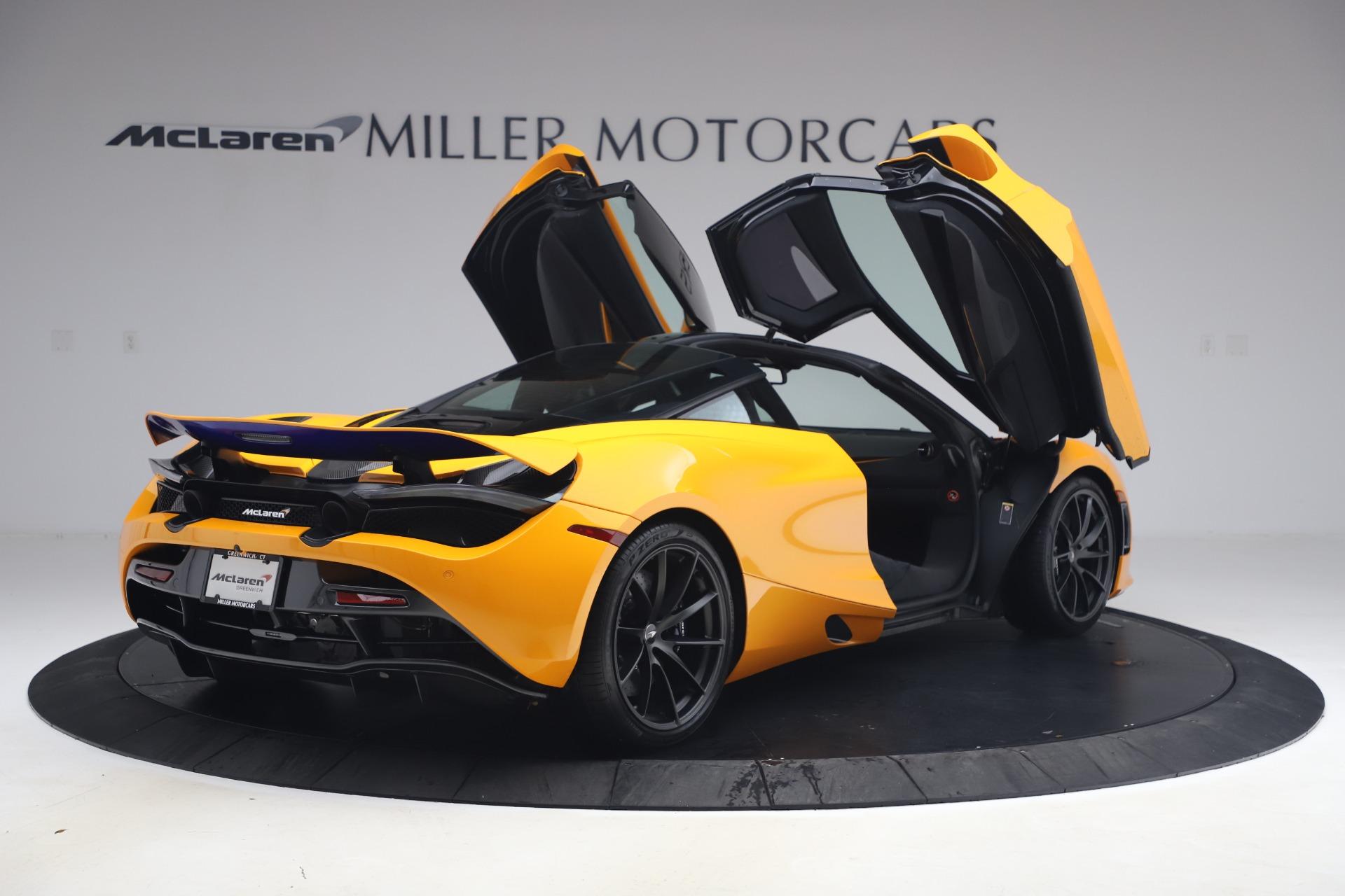 New 2019 McLaren 720S Coupe For Sale In Westport, CT 2900_p14