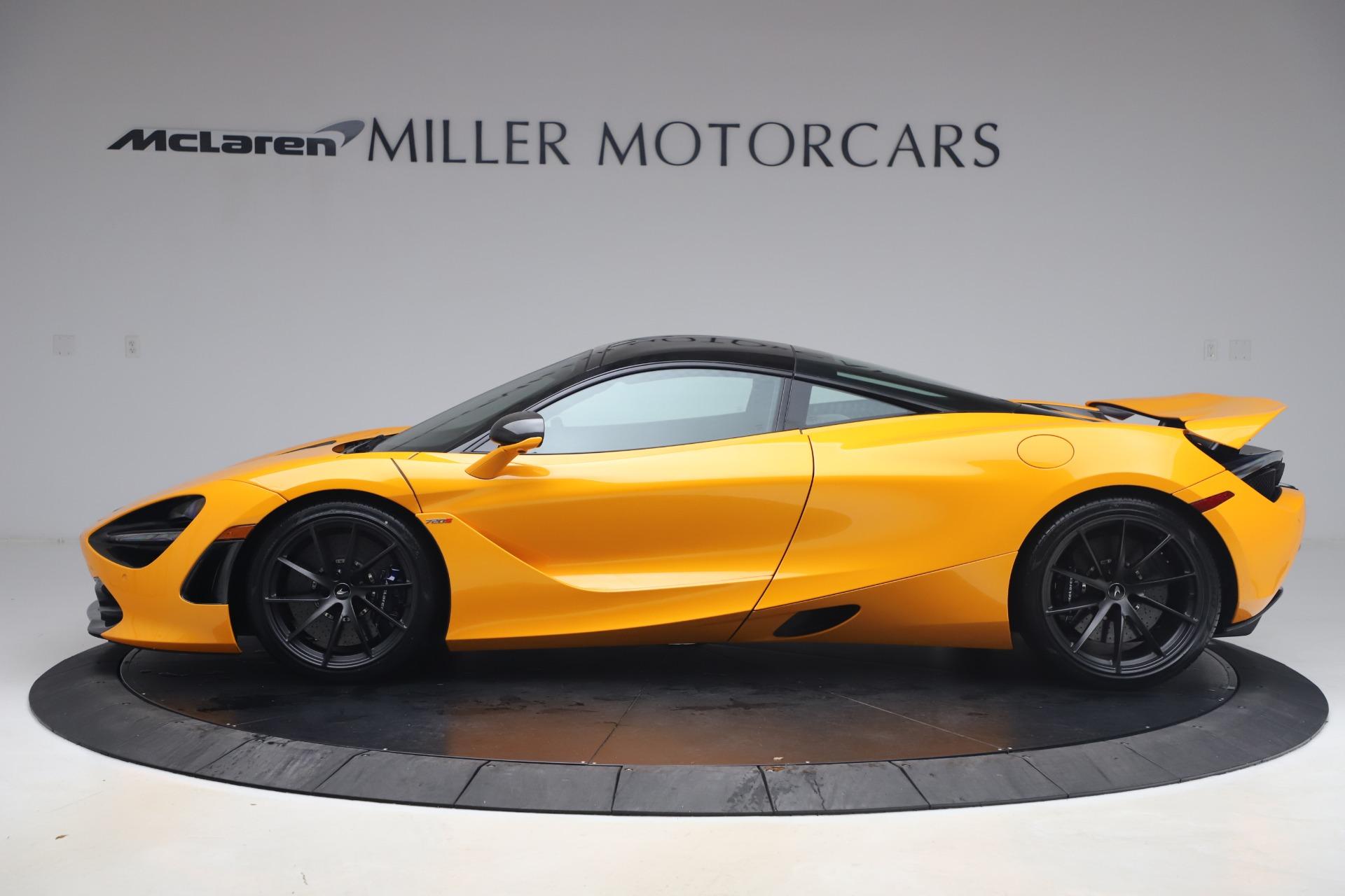 New 2019 McLaren 720S Coupe For Sale In Westport, CT 2900_p2