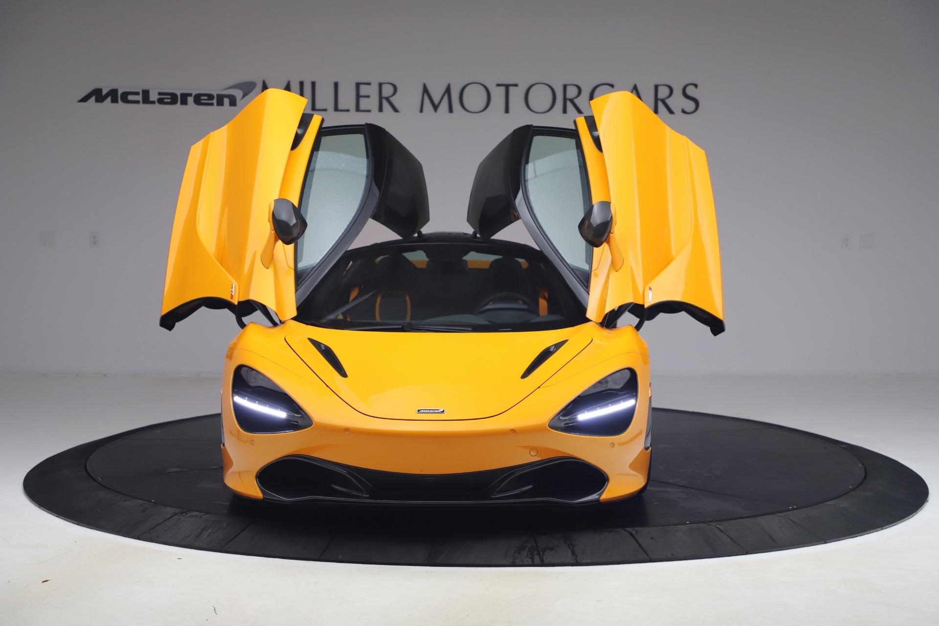 New 2019 McLaren 720S Coupe For Sale In Westport, CT 2900_p9