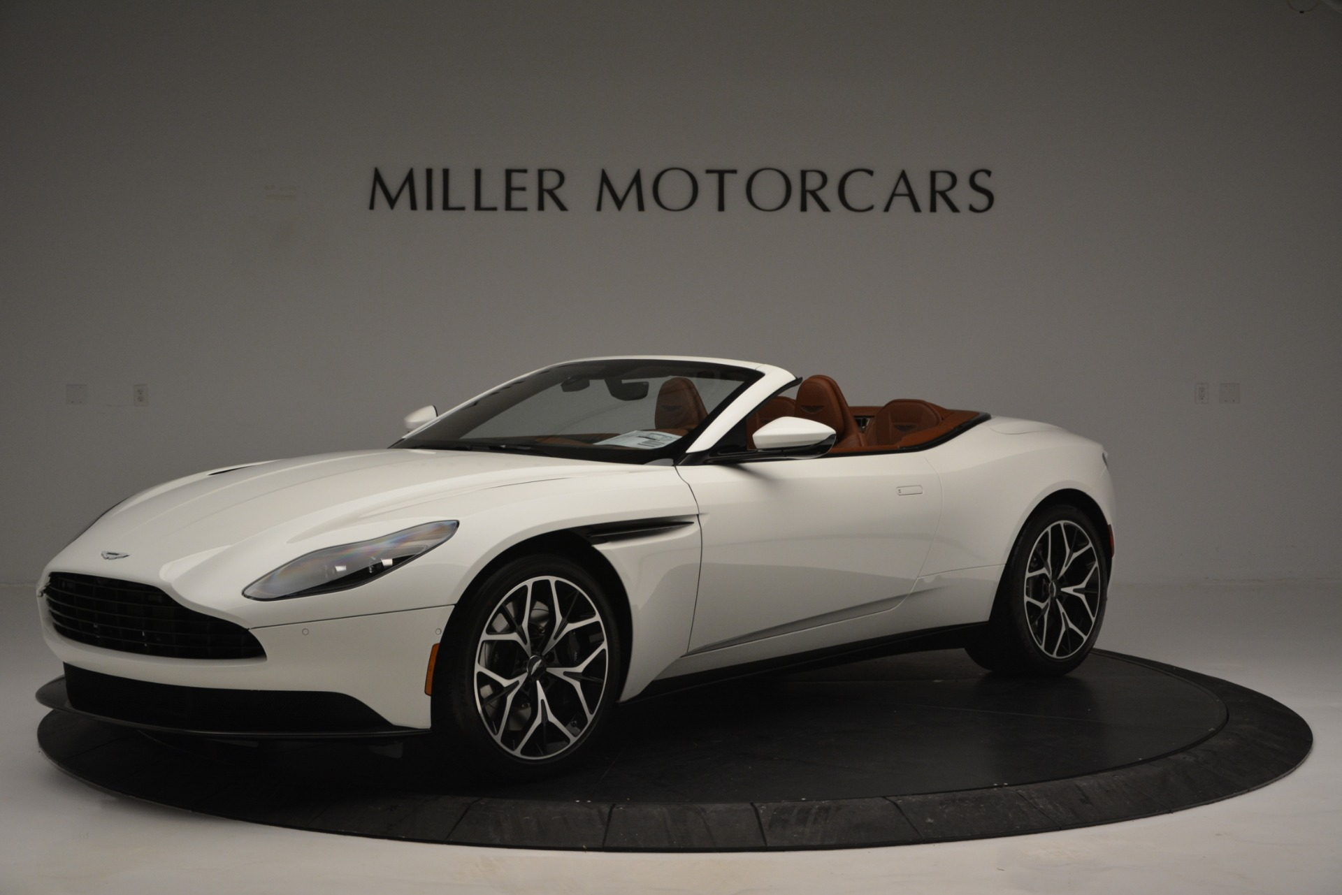 Used 2019 Aston Martin DB11 V8 Convertible For Sale In Westport, CT 2903_main
