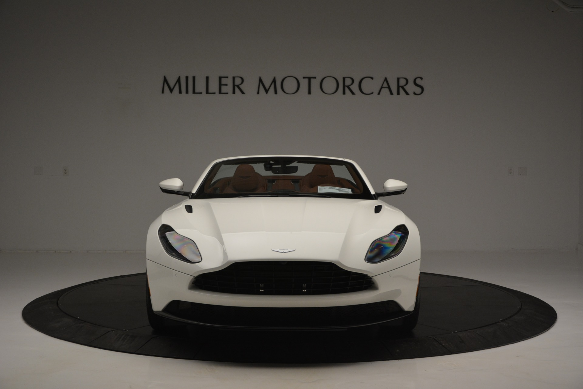Used 2019 Aston Martin DB11 V8 Convertible For Sale In Westport, CT 2903_p12