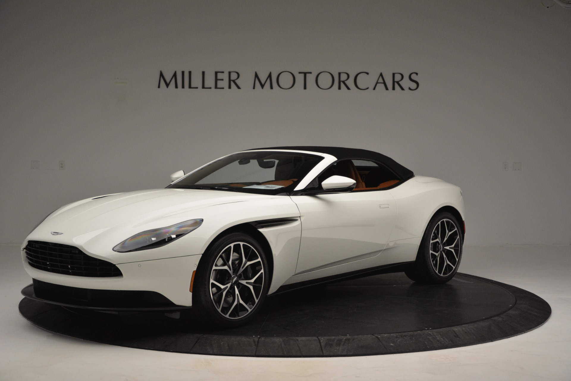 Used 2019 Aston Martin DB11 V8 Convertible For Sale In Westport, CT 2903_p14