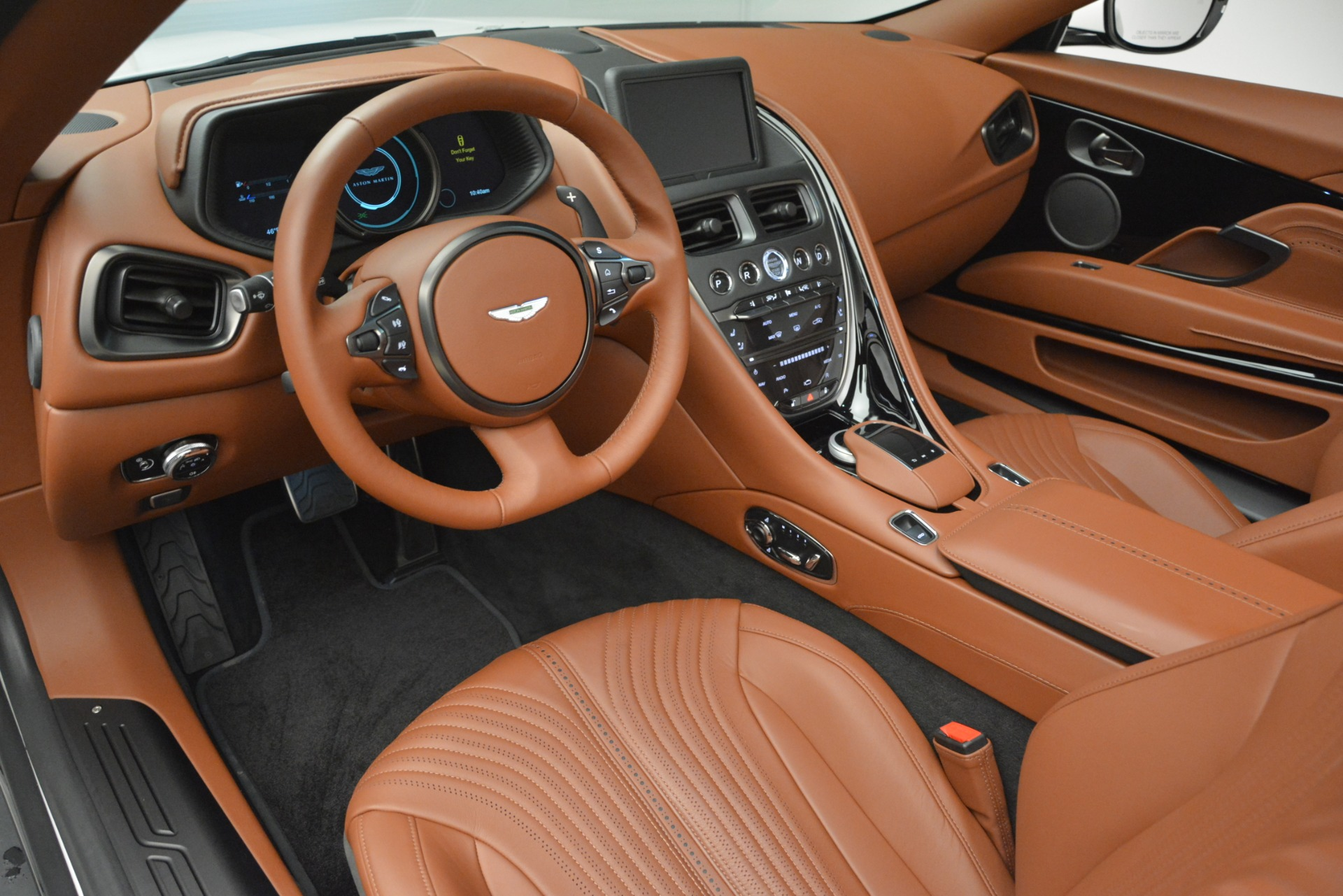 Used 2019 Aston Martin DB11 V8 Convertible For Sale In Westport, CT 2903_p19