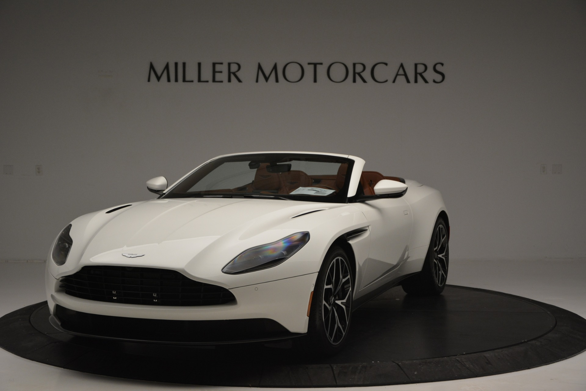 Used 2019 Aston Martin DB11 V8 Convertible For Sale In Westport, CT 2903_p2