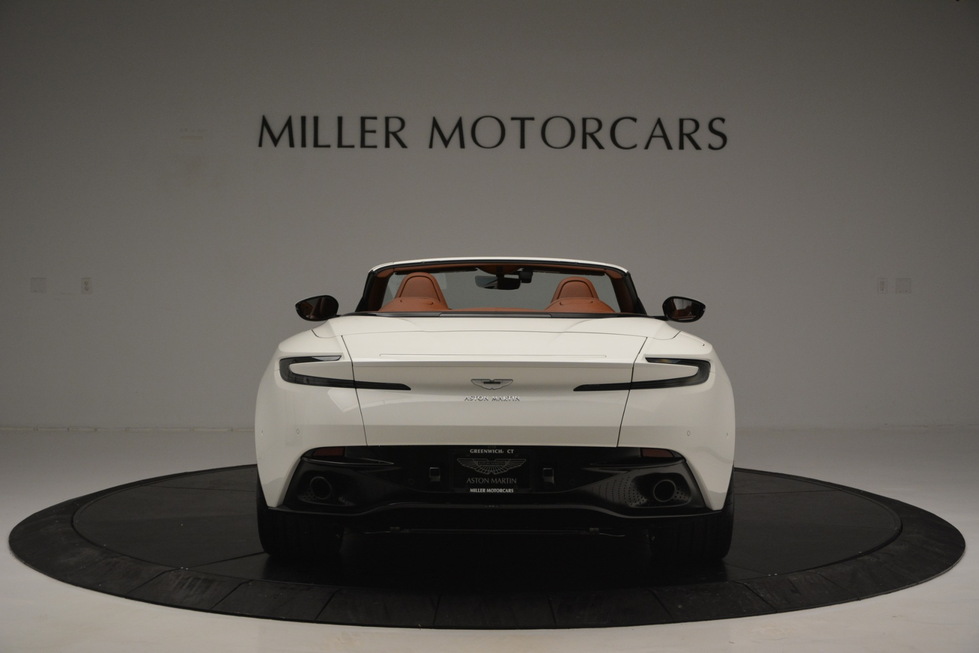 Used 2019 Aston Martin DB11 V8 Convertible For Sale In Westport, CT 2903_p6