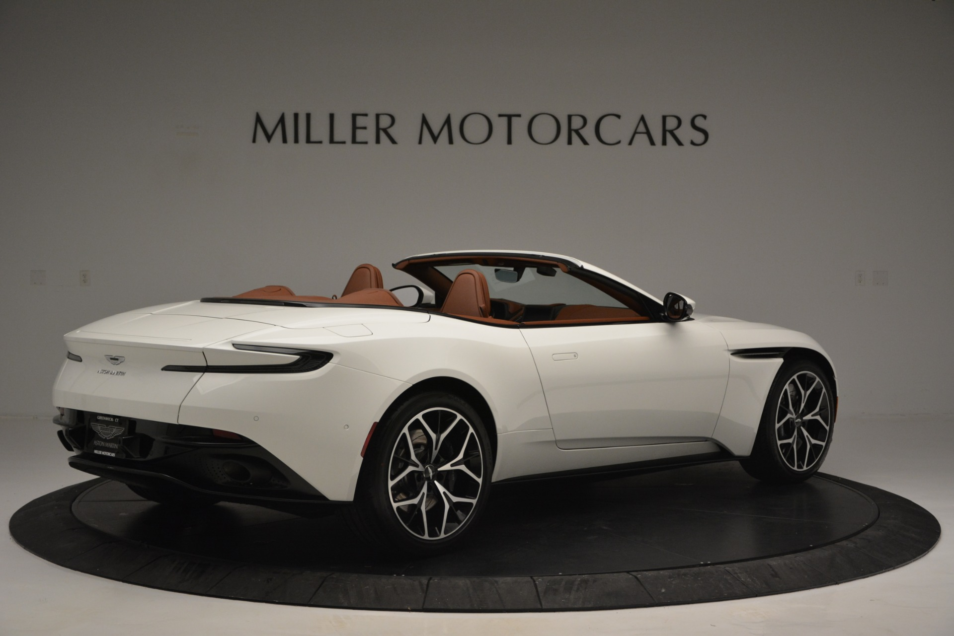 Used 2019 Aston Martin DB11 V8 Convertible For Sale In Westport, CT 2903_p8