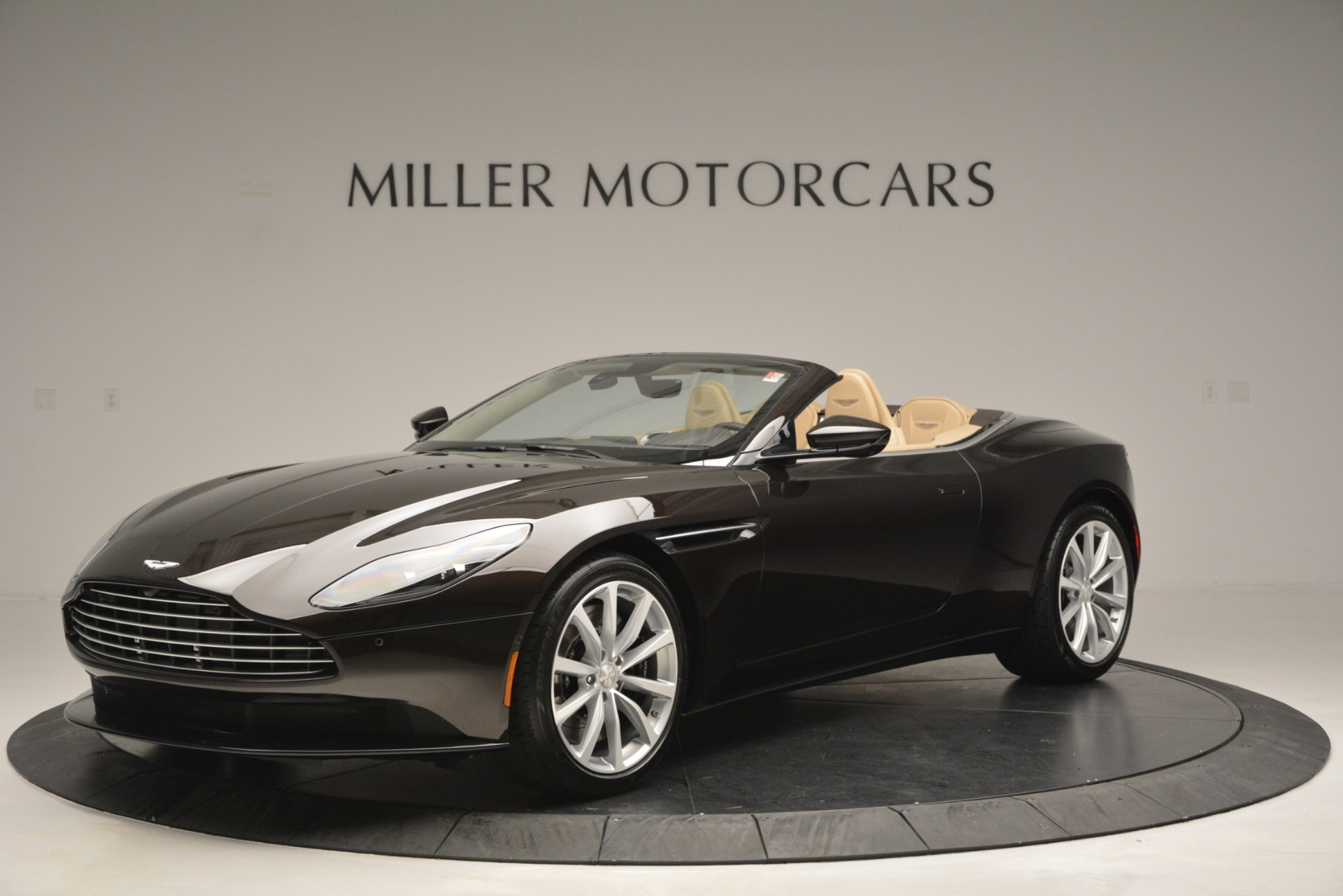 New 2019 Aston Martin DB11 V8 Convertible For Sale In Westport, CT 2905_main