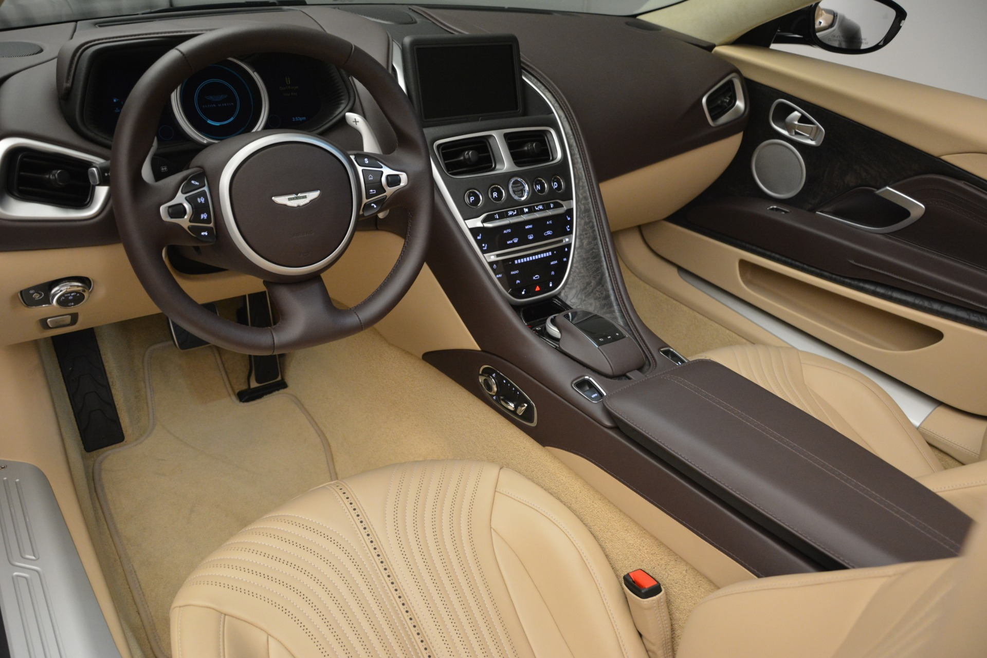 New 2019 Aston Martin DB11 V8 Convertible For Sale In Westport, CT 2905_p26