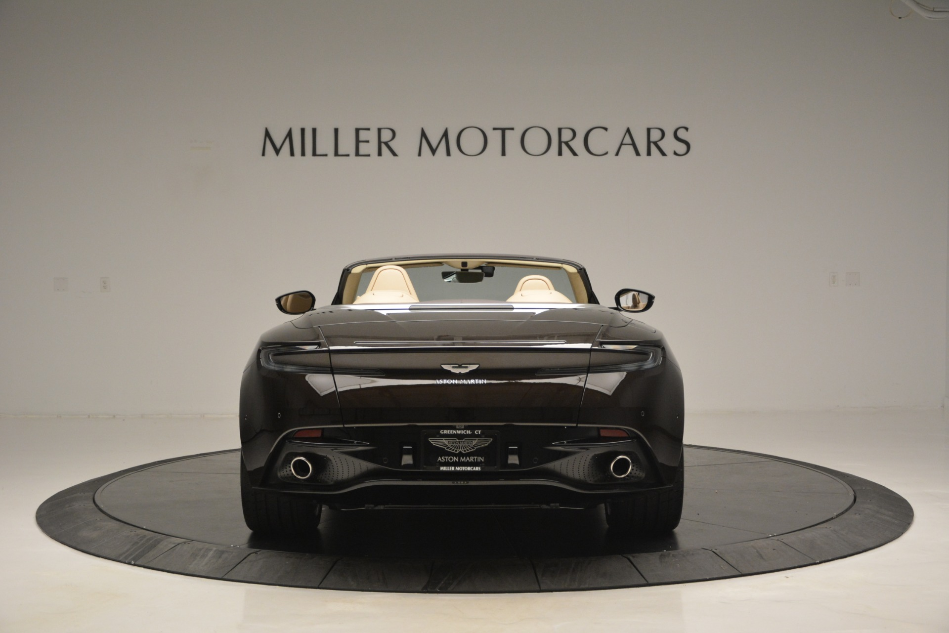 New 2019 Aston Martin DB11 V8 For Sale In Westport, CT 2905_p6