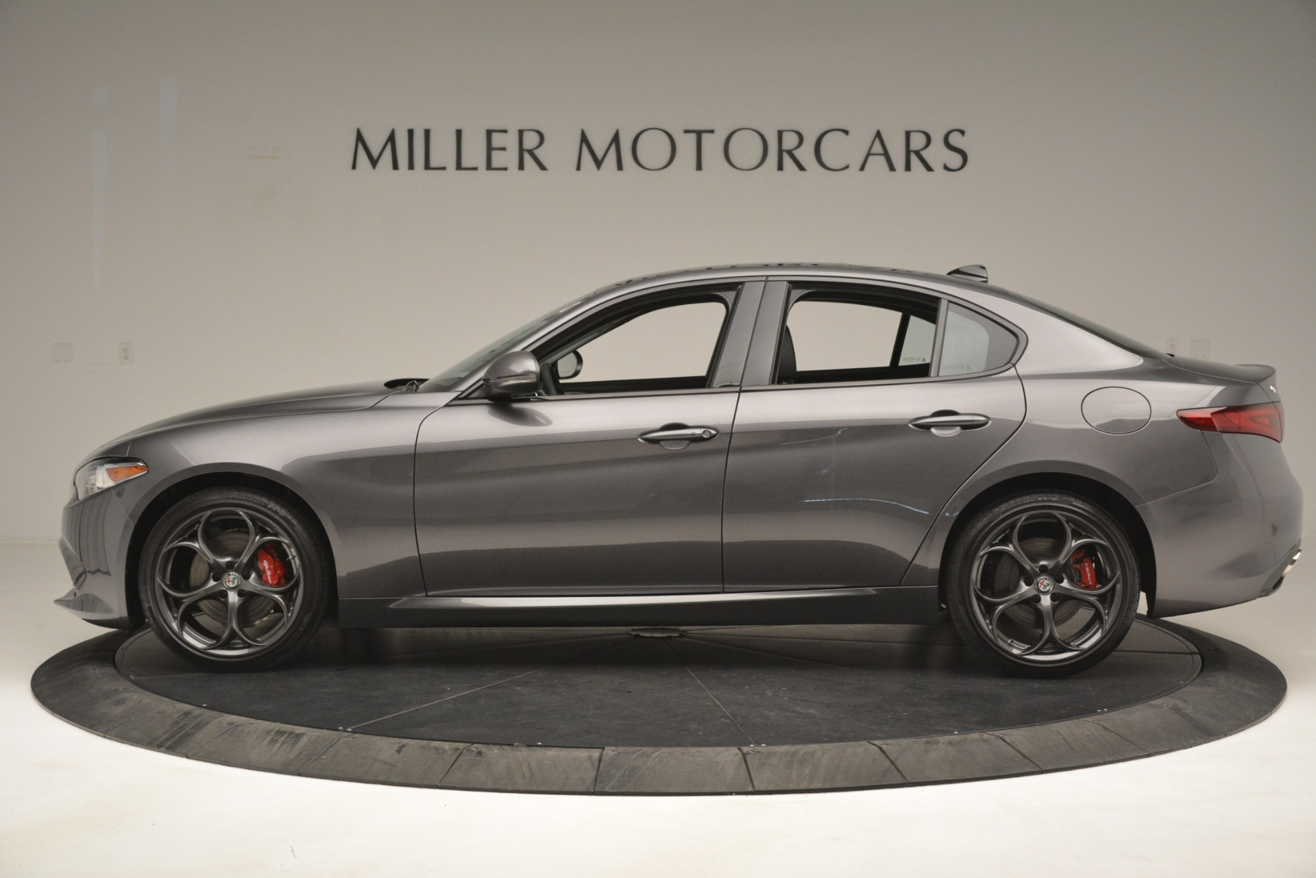 New 2019 Alfa Romeo Giulia Ti Sport Q4 For Sale In Westport, CT 2911_p3
