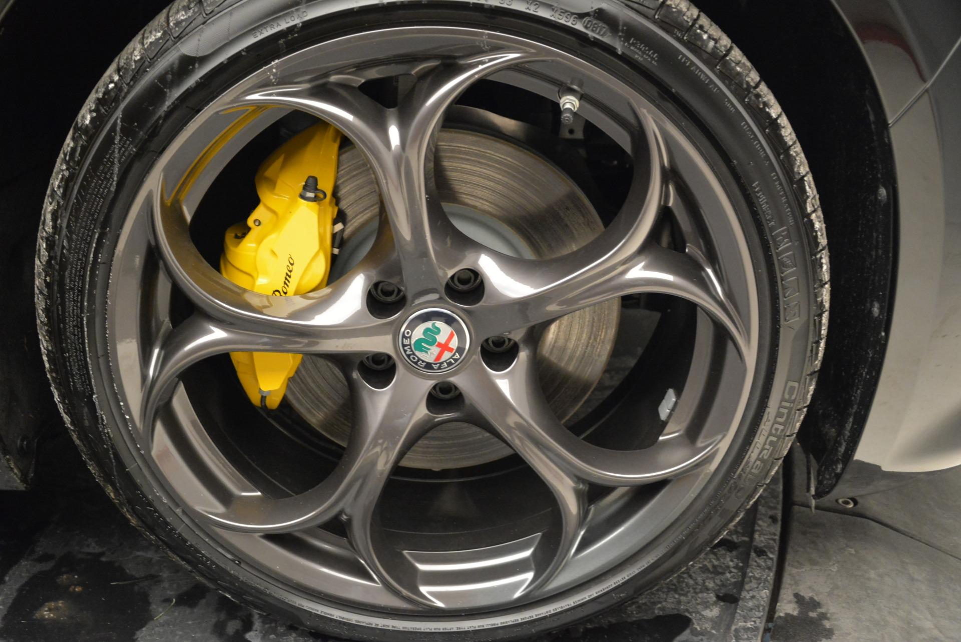 New 2019 Alfa Romeo Giulia Ti Sport Q4 For Sale In Westport, CT 2912_p25