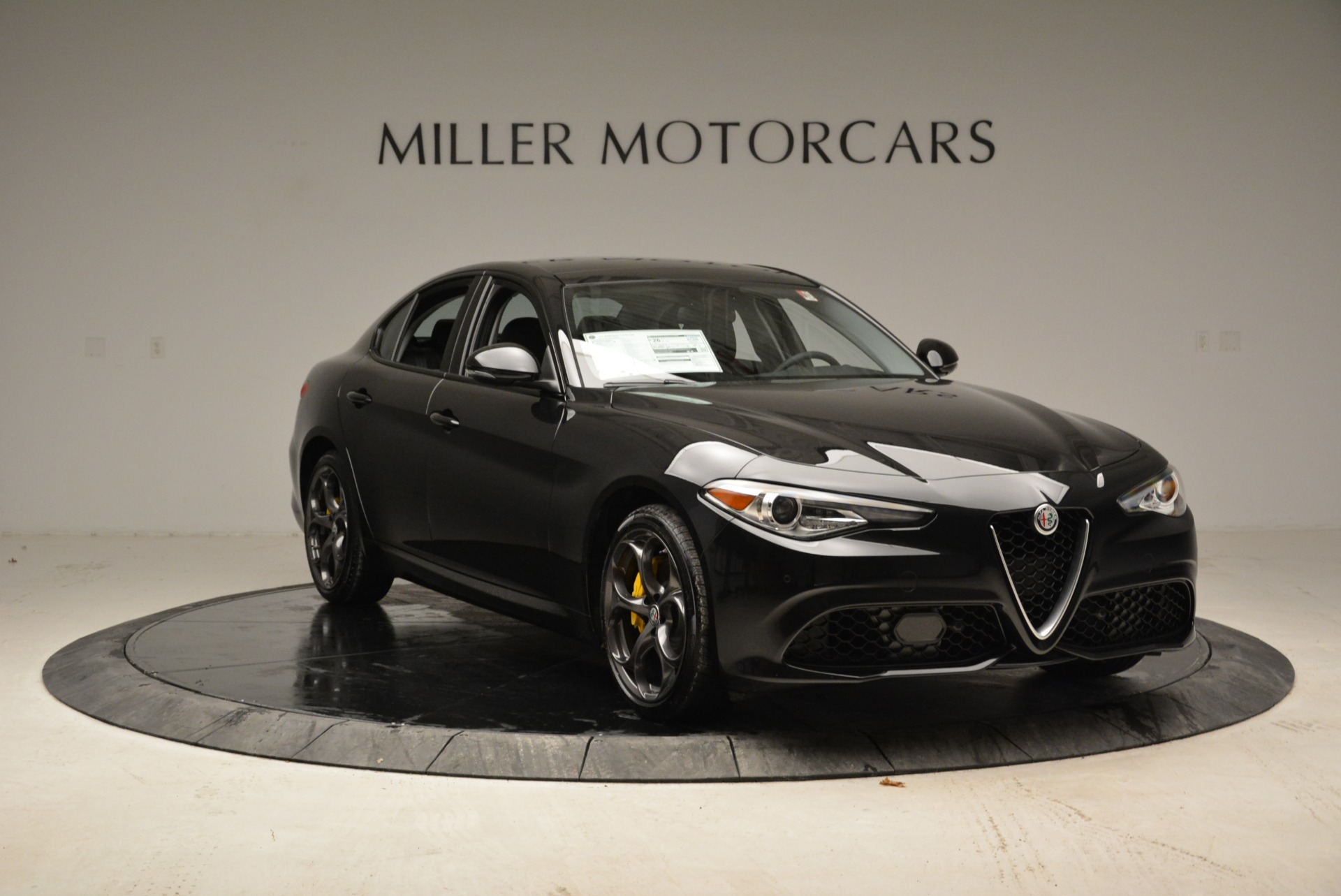New 2019 Alfa Romeo Giulia Ti Sport Q4 For Sale In Westport, CT 2913_p11