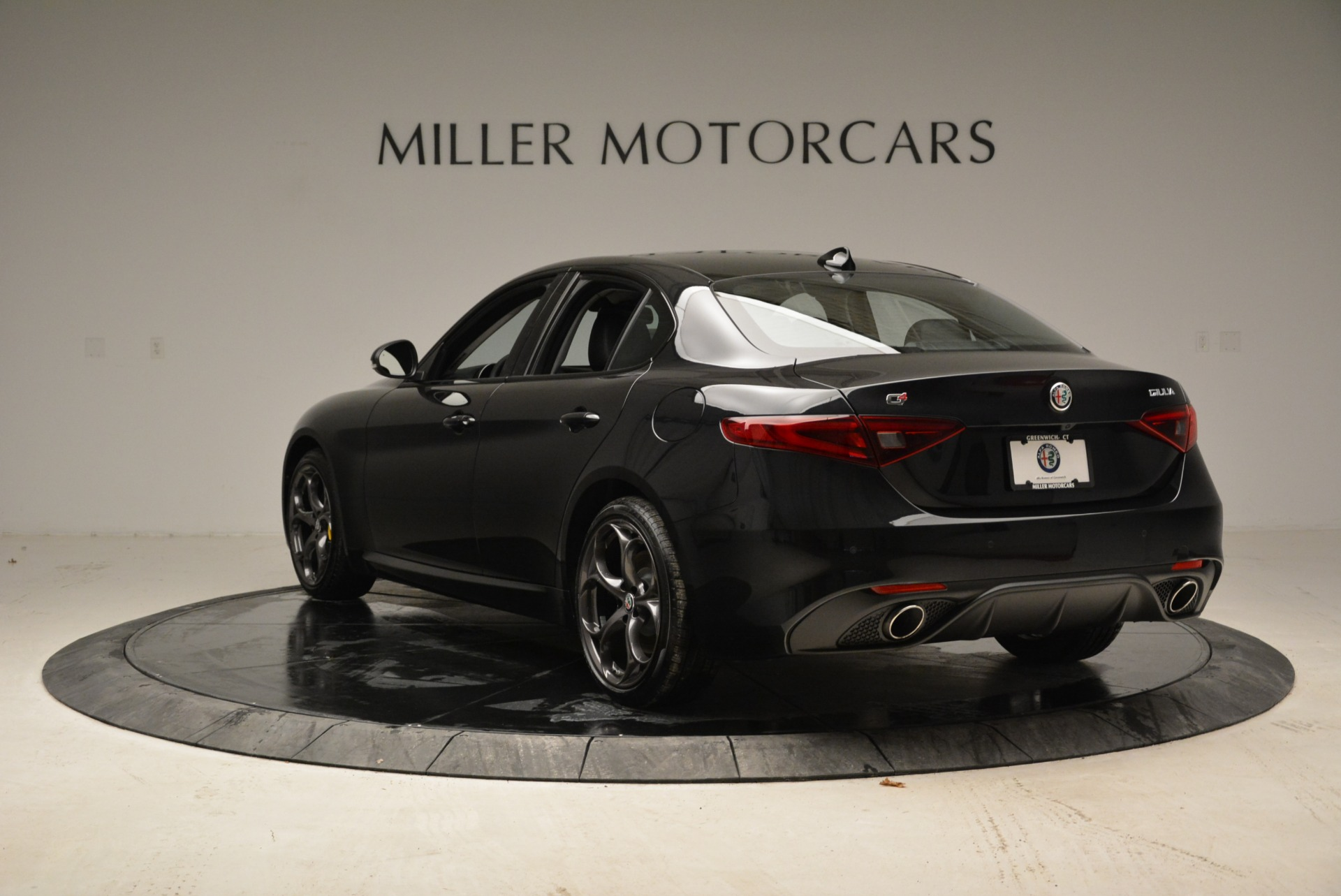 New 2019 Alfa Romeo Giulia Ti Sport Q4 For Sale In Westport, CT 2913_p5