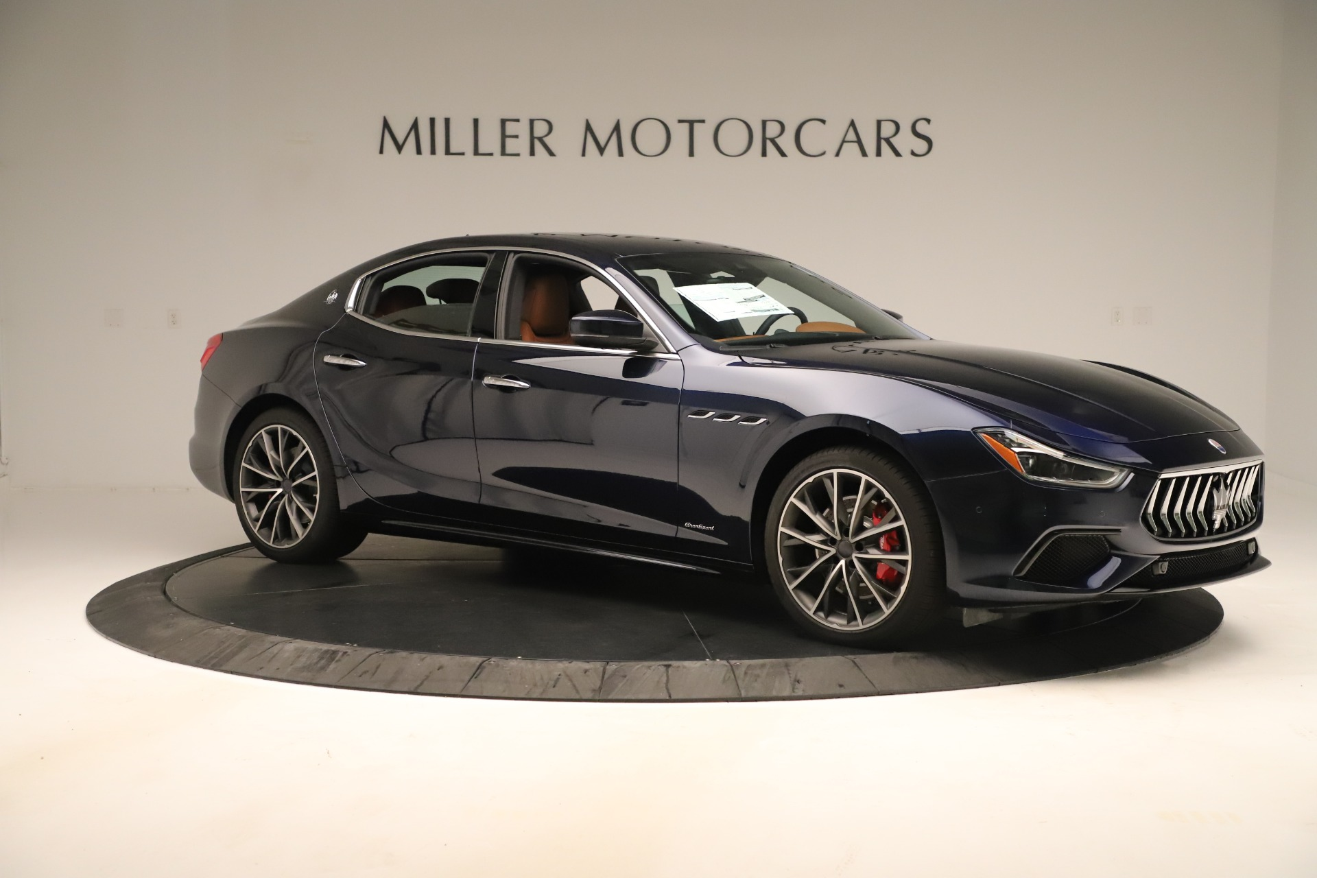 New 2019 Maserati Ghibli S Q4 GranSport For Sale In Westport, CT 2914_p10