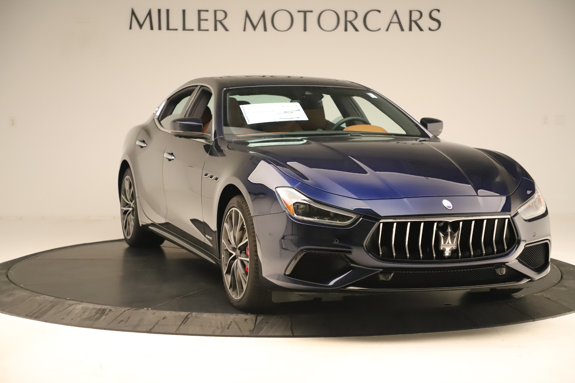 New 2019 Maserati Ghibli S Q4 GranSport For Sale In Westport, CT 2914_p11
