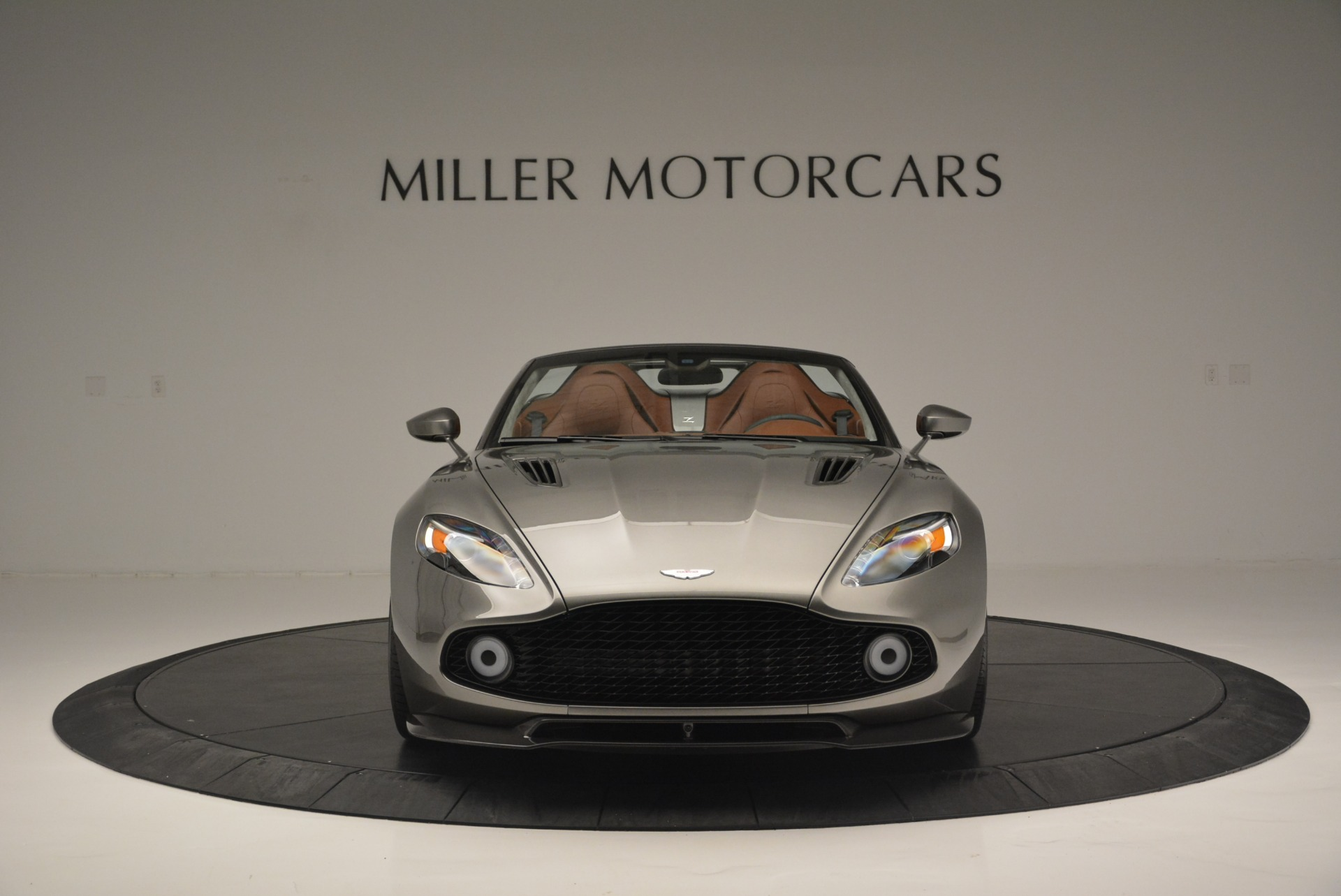 Used 2018 Aston Martin Zagato Speedster Convertible For Sale In Westport, CT 2916_p12