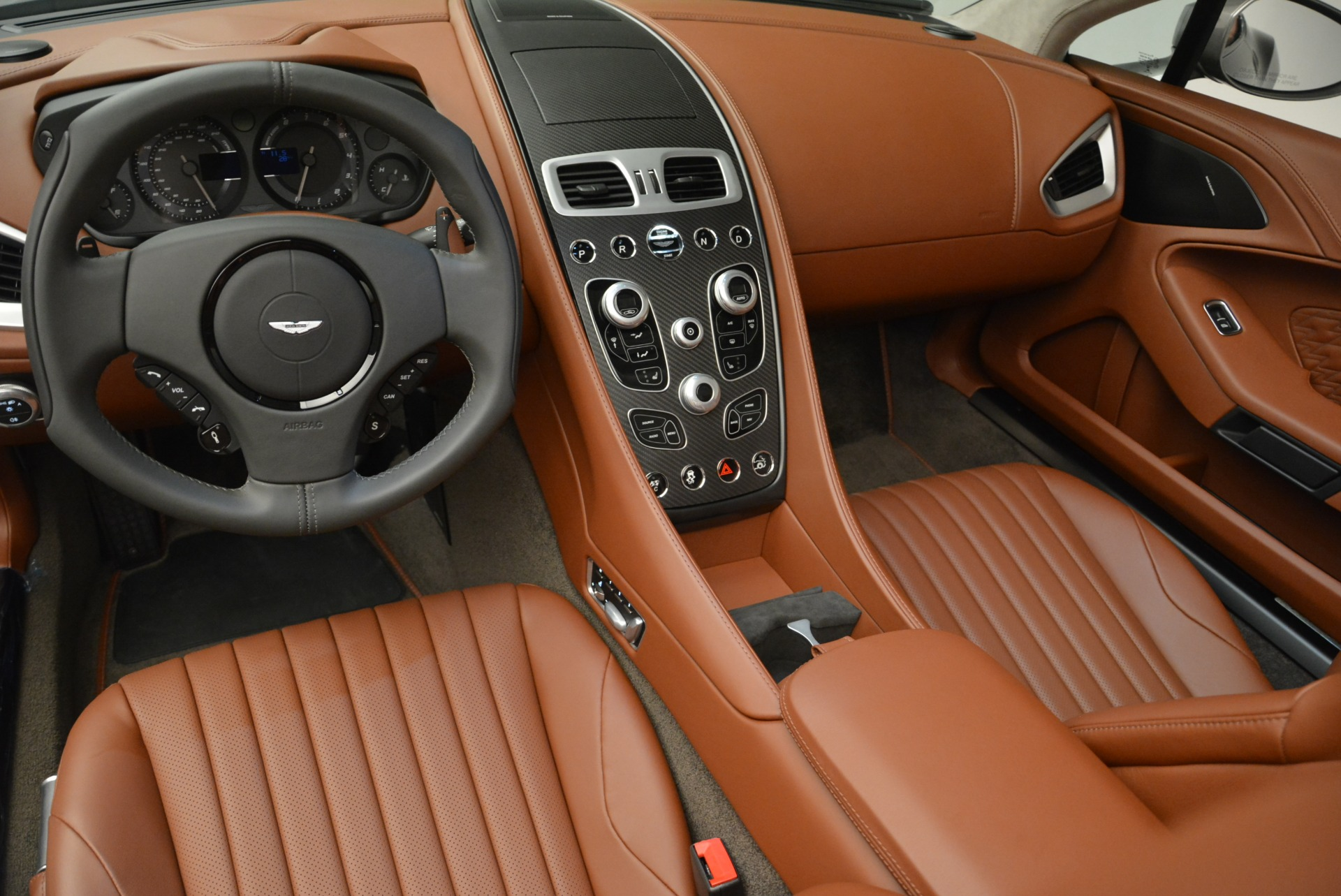 Used 2018 Aston Martin Zagato Speedster Convertible For Sale In Westport, CT 2916_p14