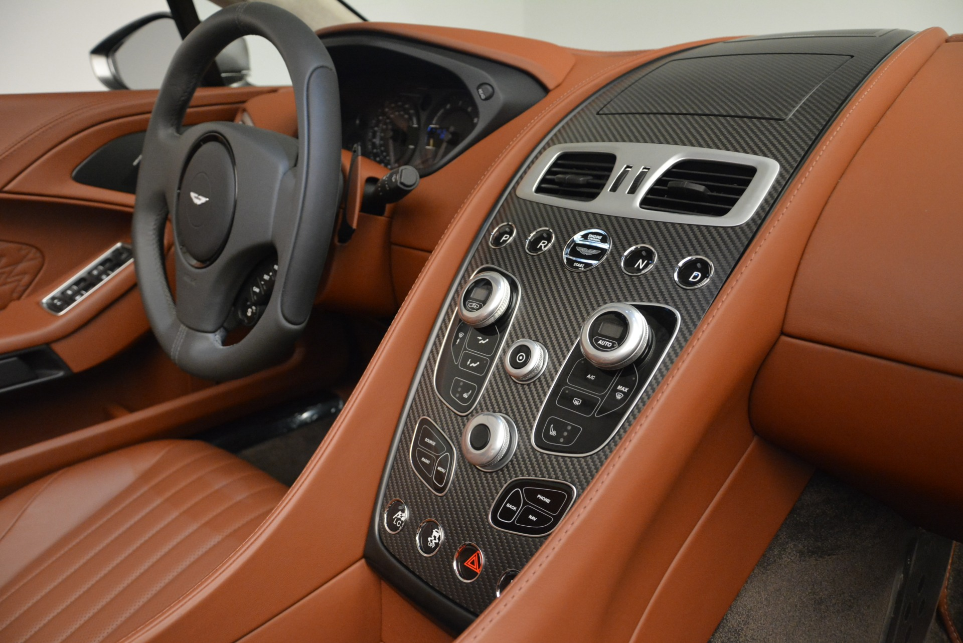 Used 2018 Aston Martin Zagato Speedster Convertible For Sale In Westport, CT 2916_p17