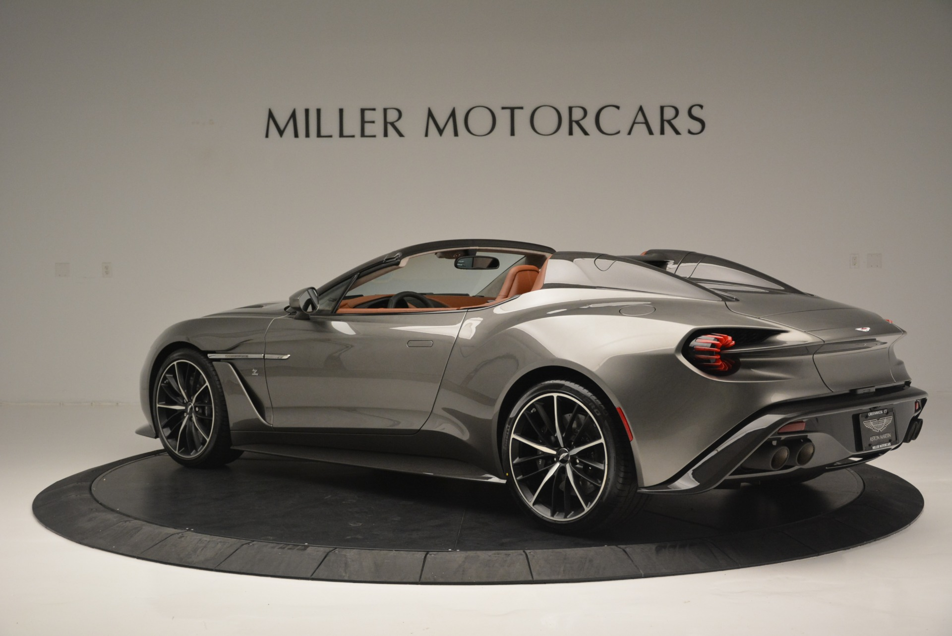 Used 2018 Aston Martin Zagato Speedster Convertible For Sale In Westport, CT 2916_p4