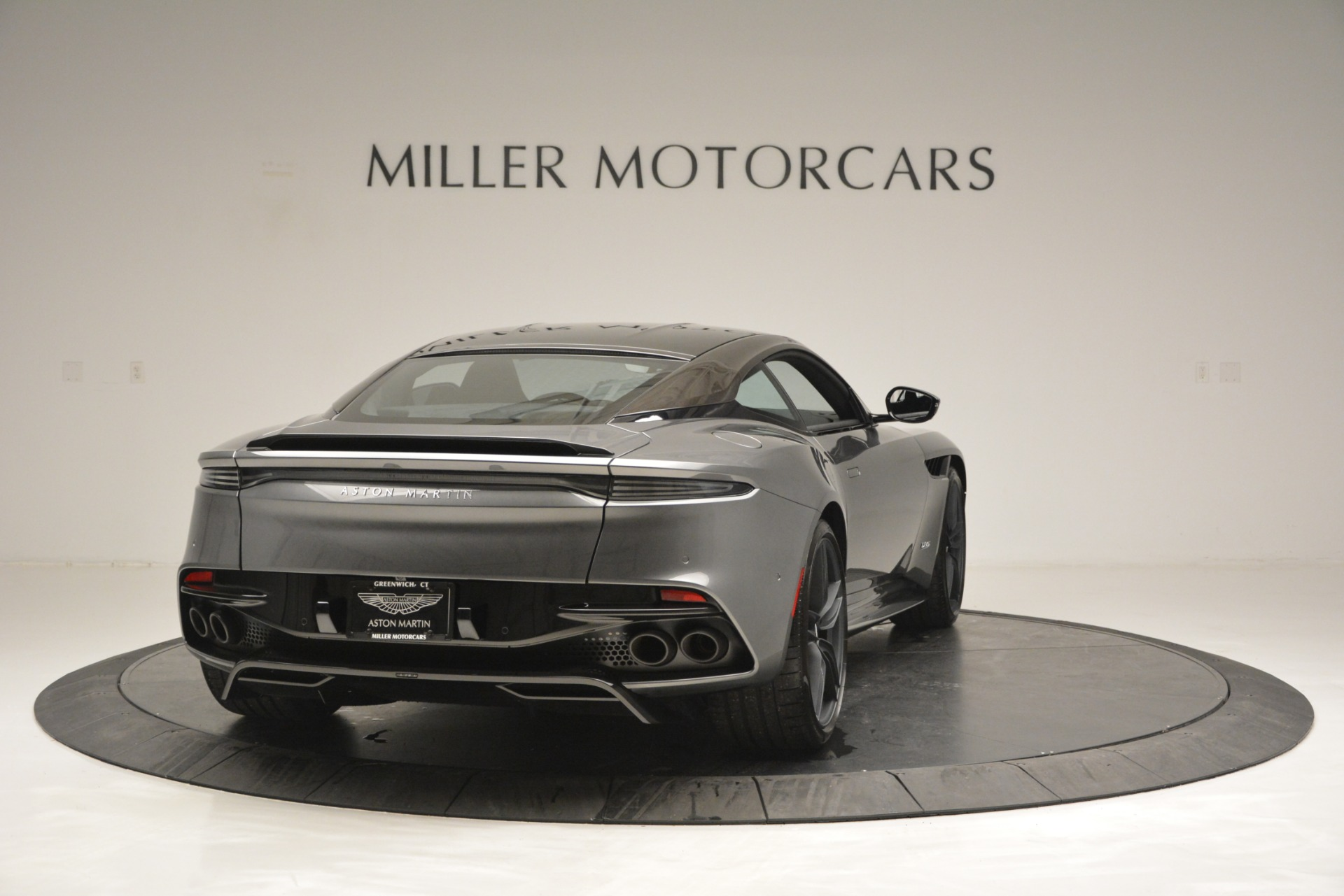 New 2019 Aston Martin DBS Coupe For Sale In Westport, CT 2917_p7