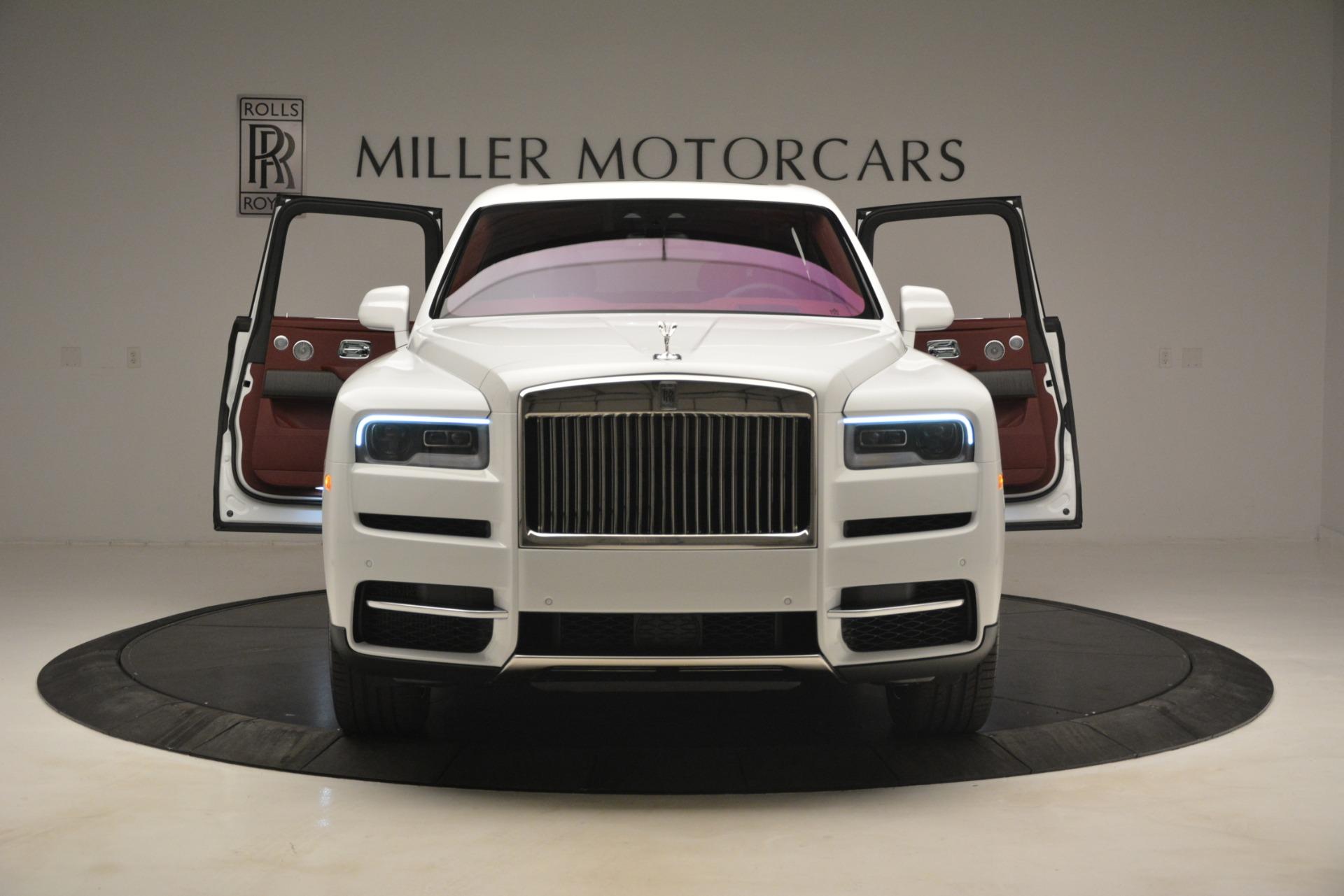 Used 2019 Rolls-Royce Cullinan  For Sale In Westport, CT 2918_p16
