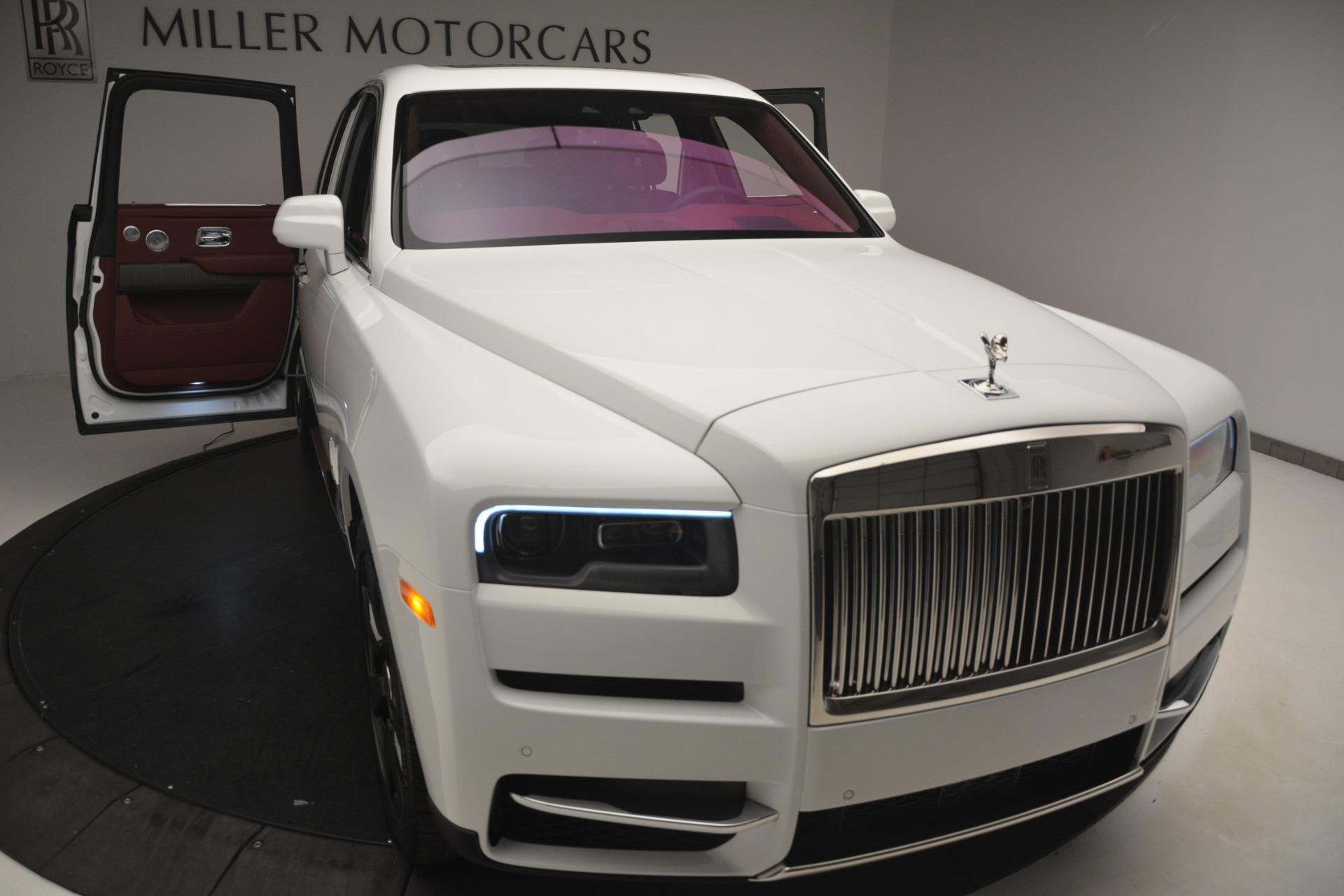 Used 2019 Rolls-Royce Cullinan  For Sale In Westport, CT 2918_p17