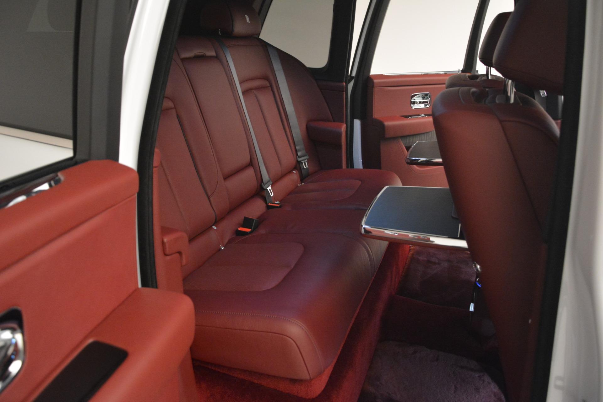 Used 2019 Rolls-Royce Cullinan  For Sale In Westport, CT 2918_p44