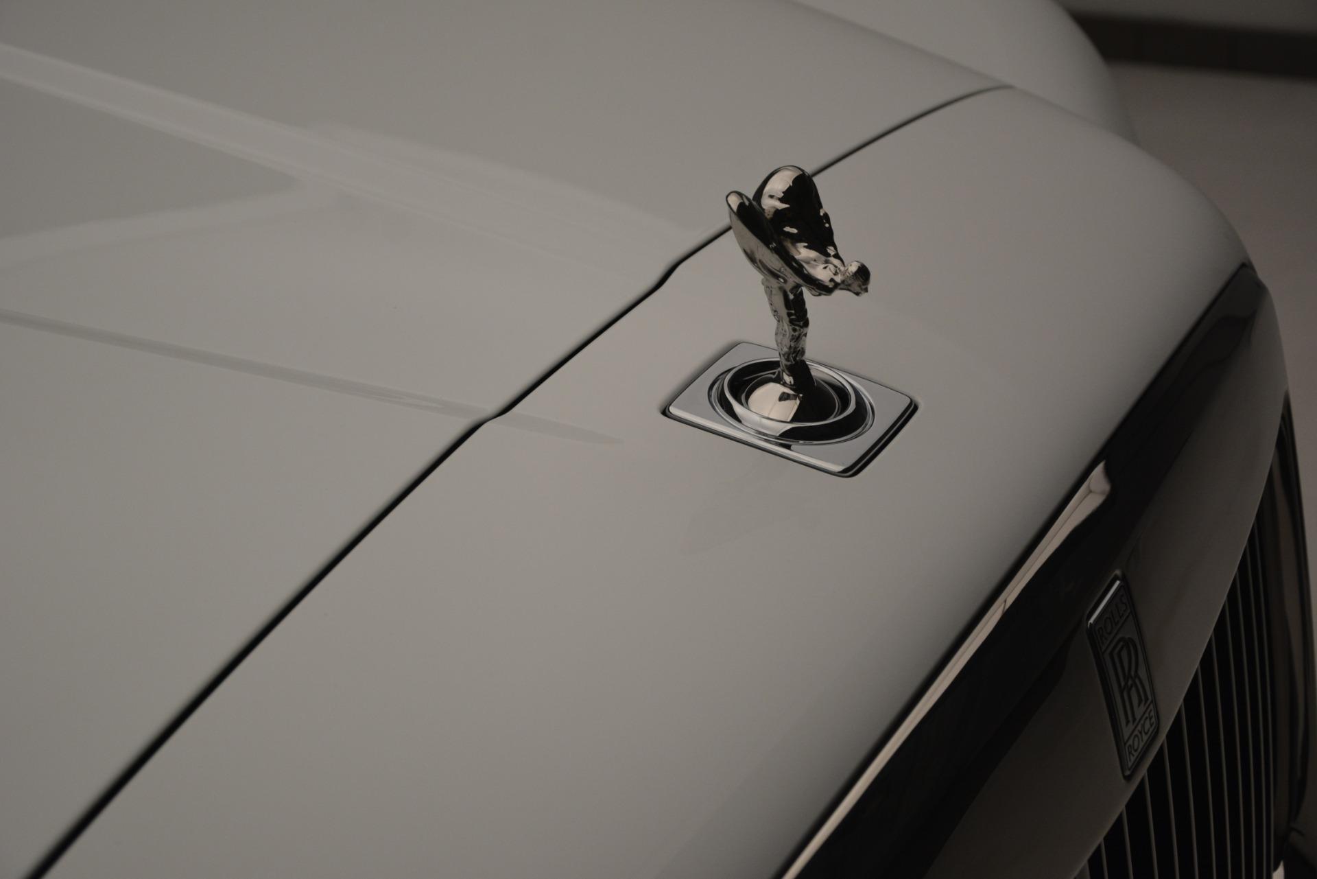 Used 2019 Rolls-Royce Cullinan  For Sale In Westport, CT 2918_p45