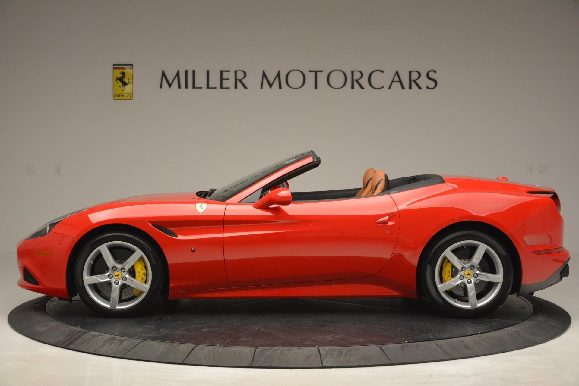 Used 2016 Ferrari California T Handling Speciale For Sale In Westport, CT 2921_p3