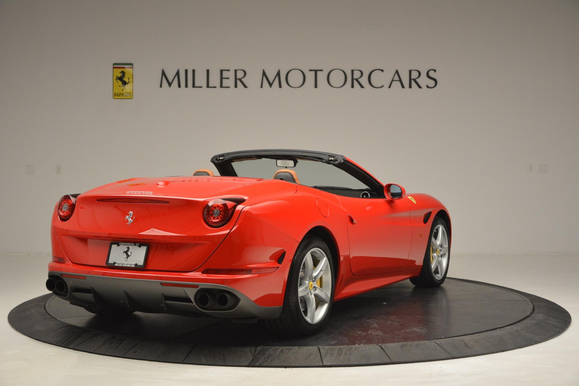 Used 2016 Ferrari California T Handling Speciale For Sale In Westport, CT 2921_p7