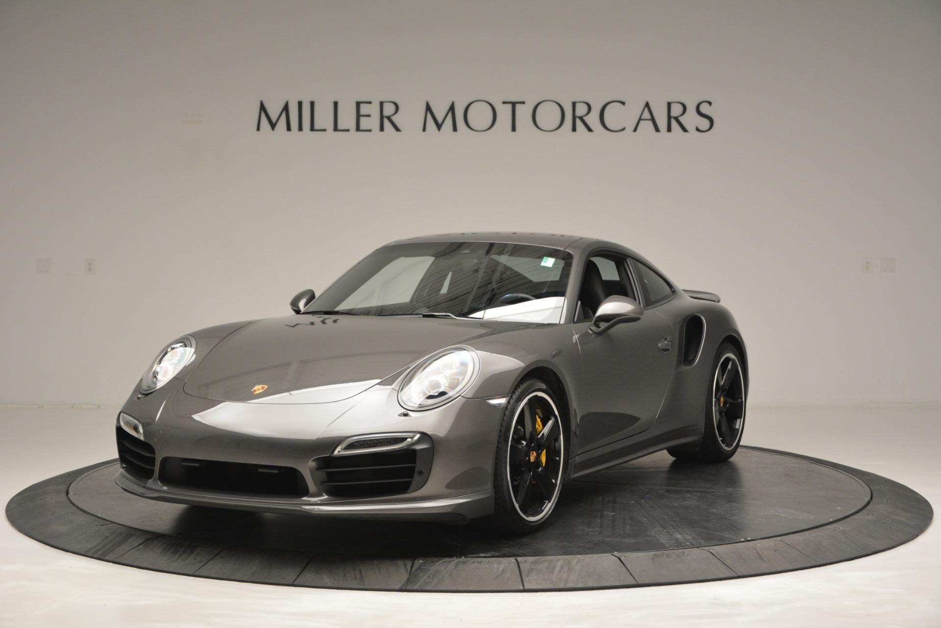 Used 2015 Porsche 911 Turbo S For Sale In Westport, CT 2923_main