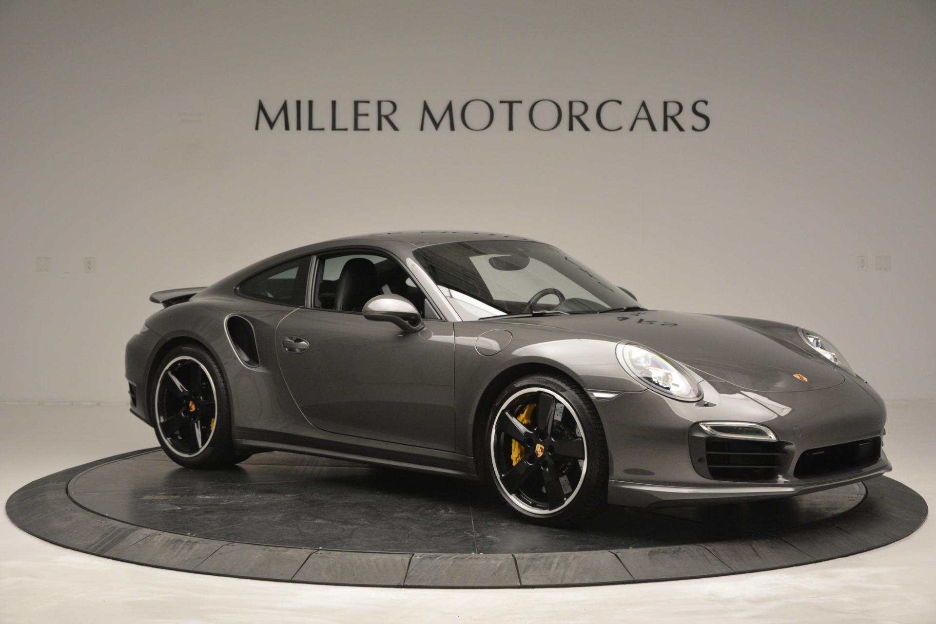 Used 2015 Porsche 911 Turbo S For Sale In Westport, CT 2923_p10