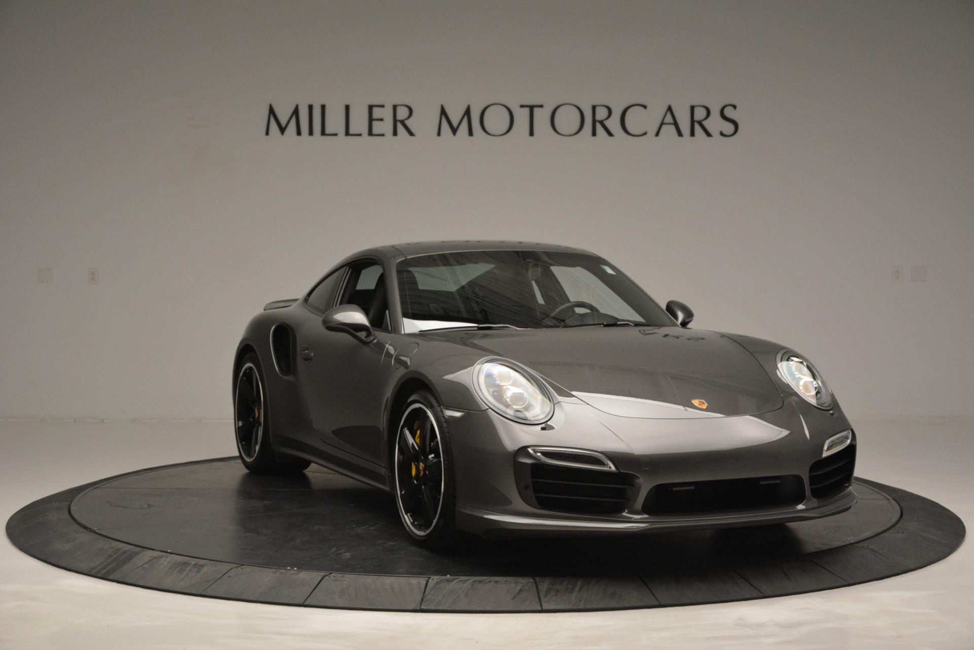Used 2015 Porsche 911 Turbo S For Sale In Westport, CT 2923_p11