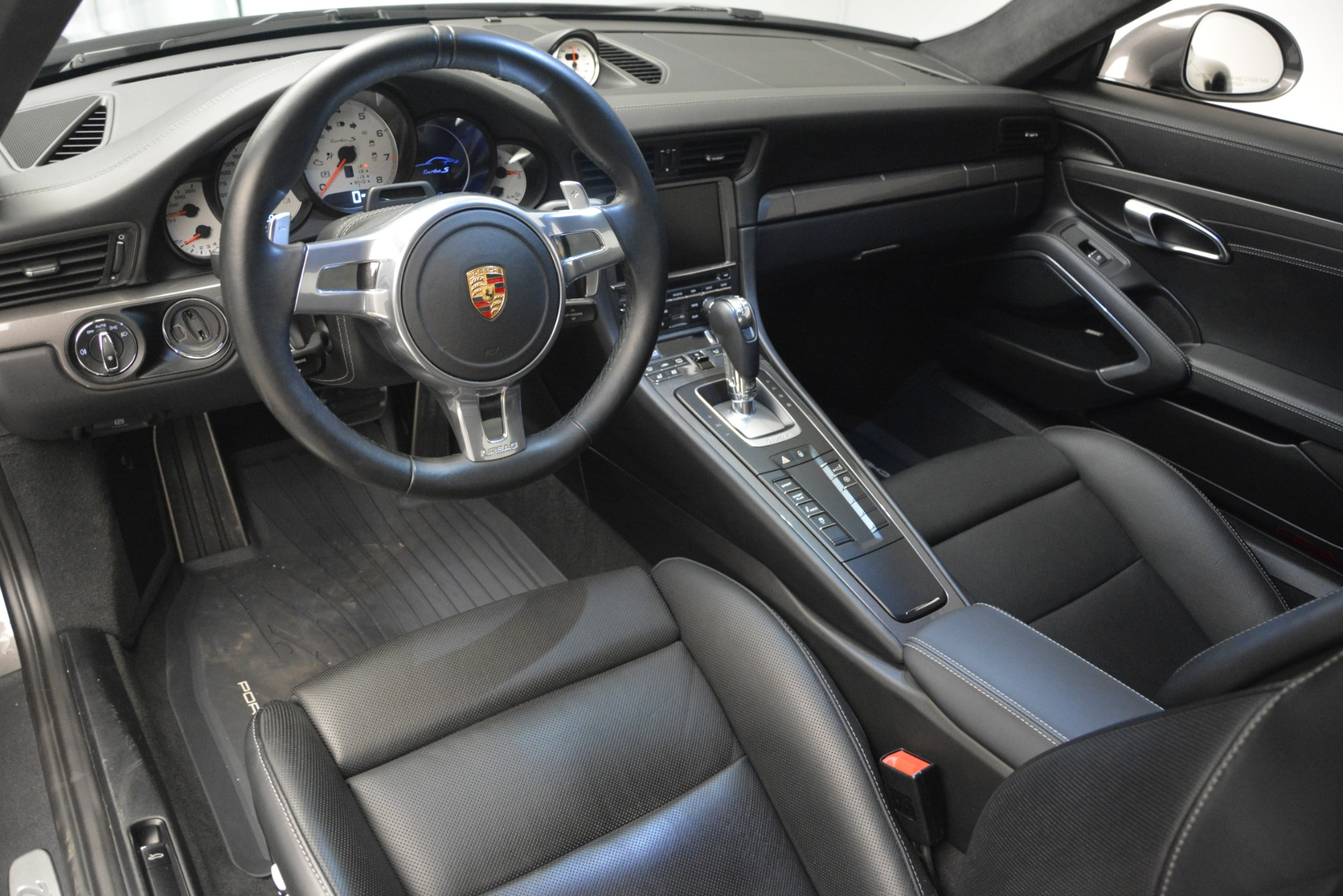 Used 2015 Porsche 911 Turbo S For Sale In Westport, CT 2923_p14