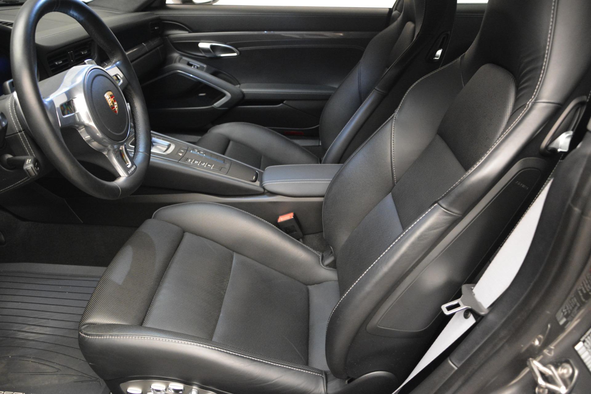 Used 2015 Porsche 911 Turbo S For Sale In Westport, CT 2923_p15