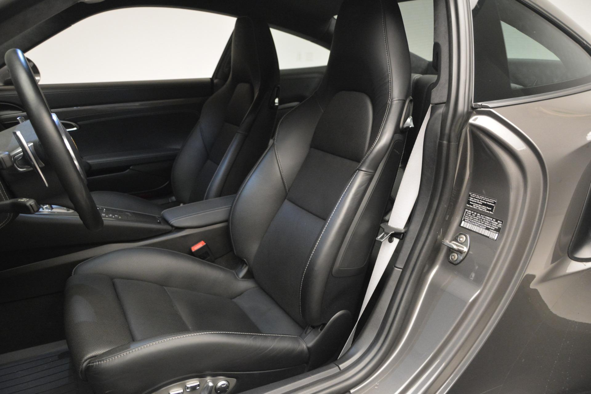 Used 2015 Porsche 911 Turbo S For Sale In Westport, CT 2923_p16
