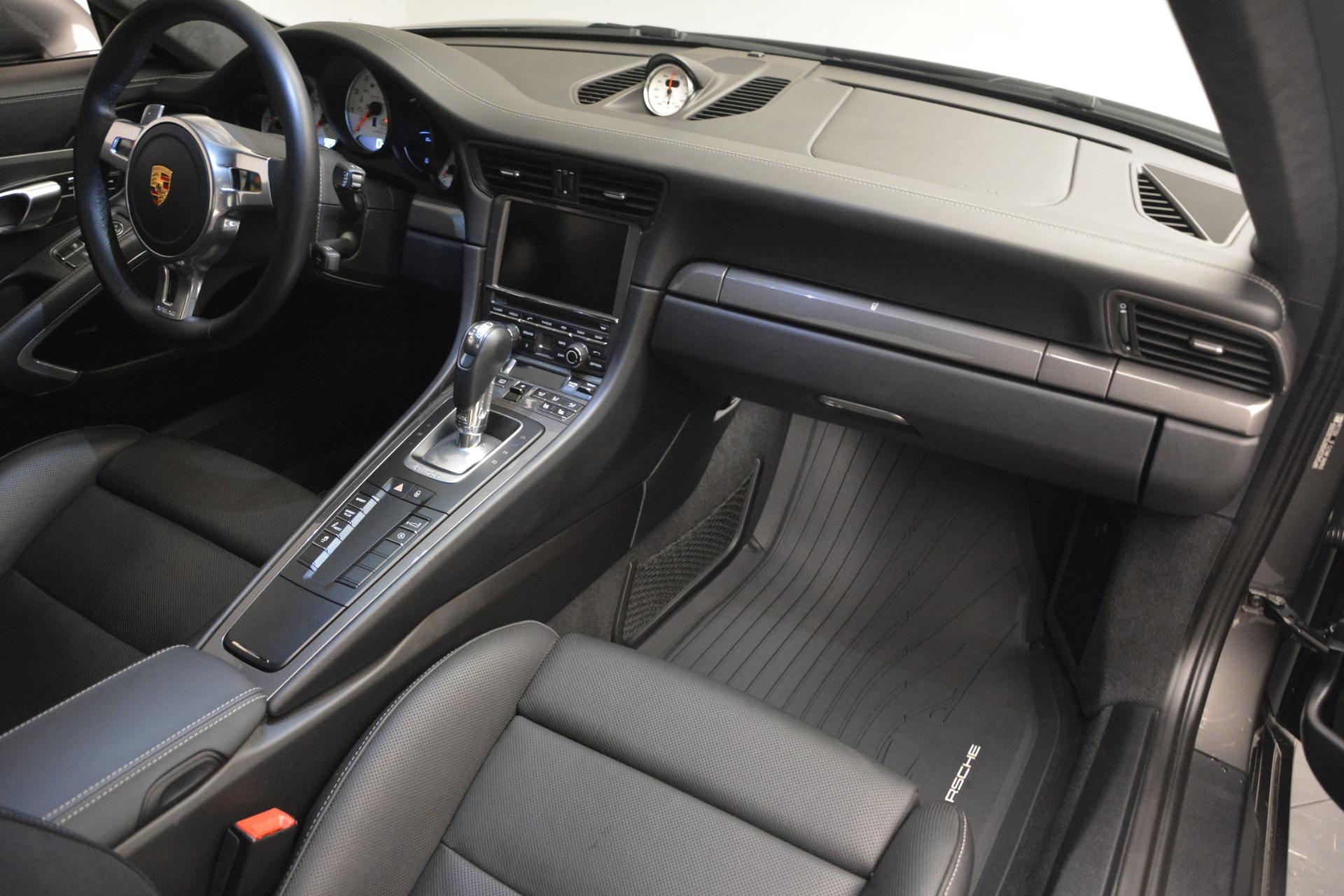 Used 2015 Porsche 911 Turbo S For Sale In Westport, CT 2923_p19