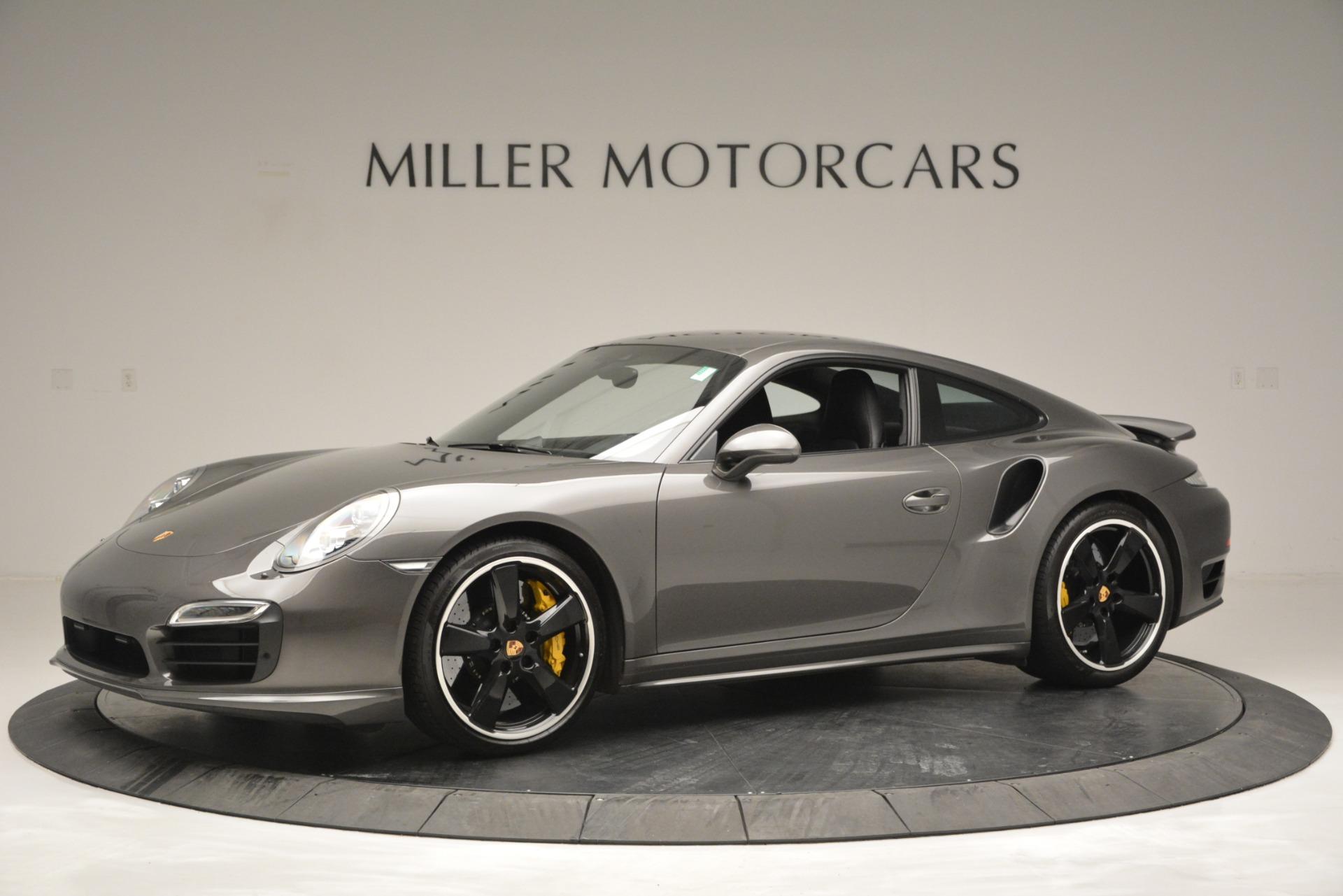 Used 2015 Porsche 911 Turbo S For Sale In Westport, CT 2923_p2