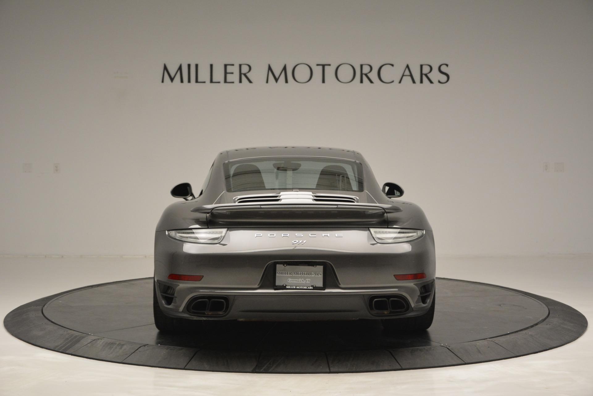 Used 2015 Porsche 911 Turbo S For Sale In Westport, CT 2923_p6