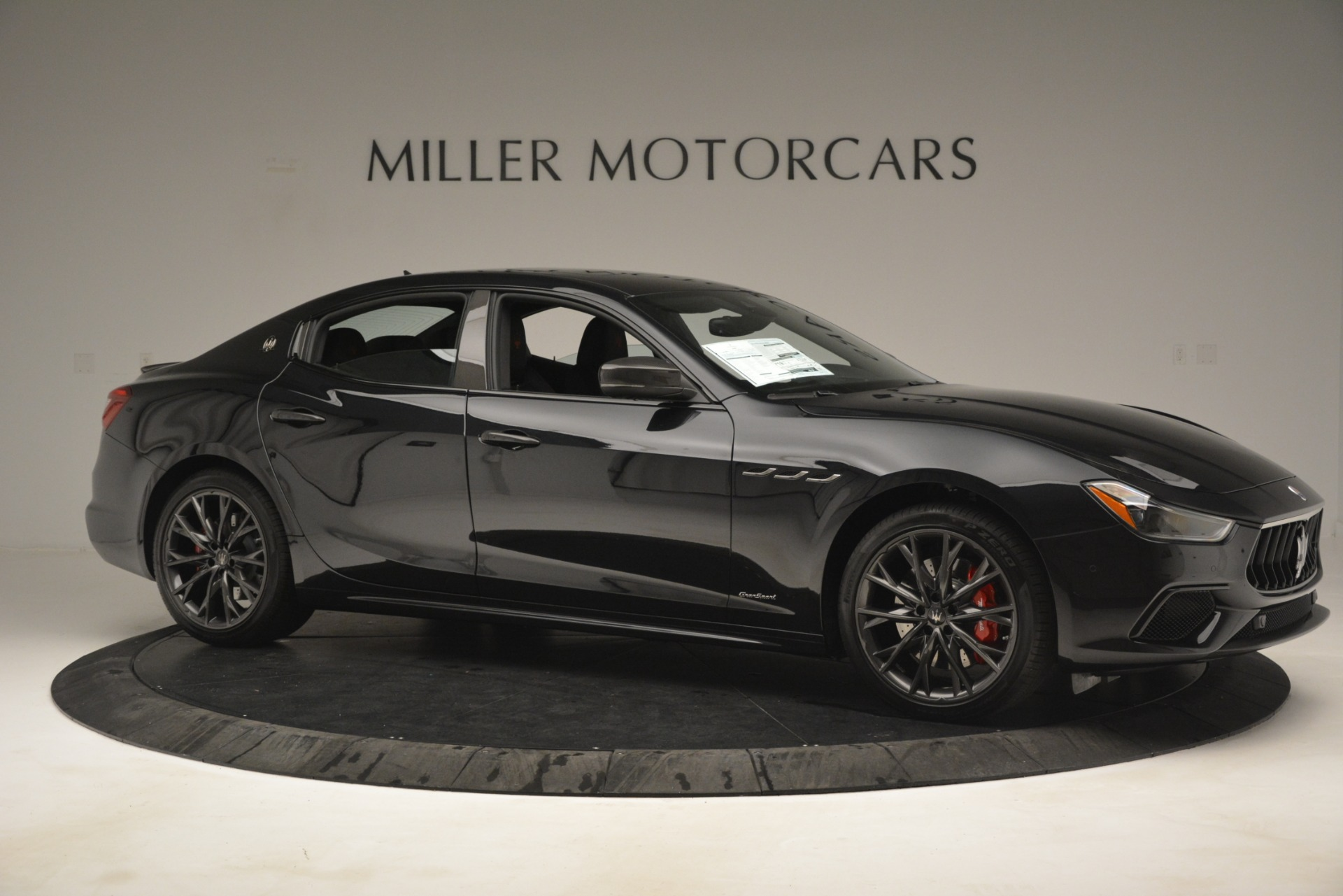 New 2019 Maserati Ghibli S Q4 GranSport For Sale In Westport, CT 2924_p10