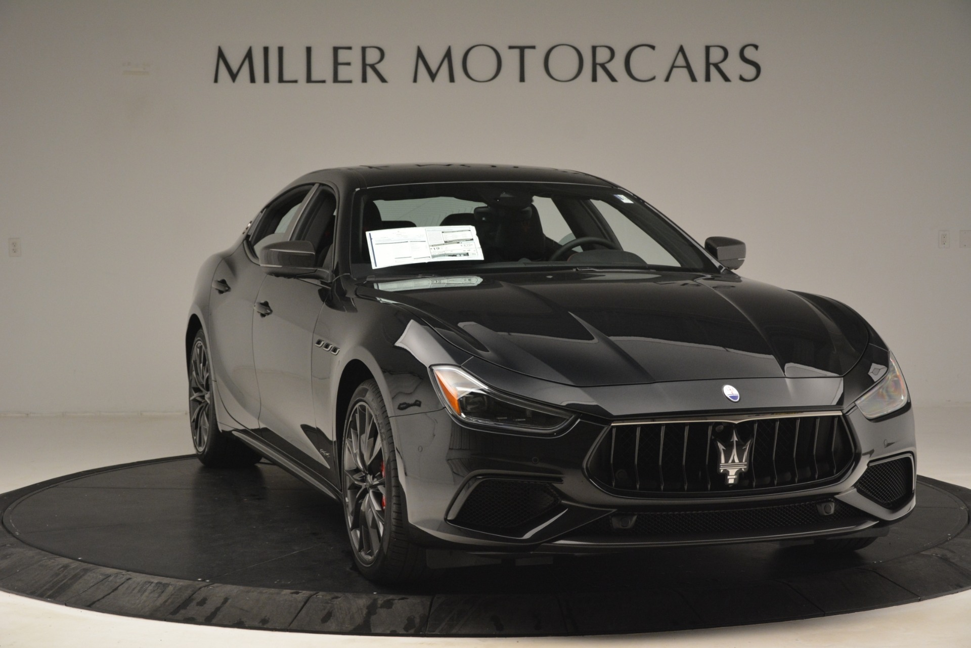 New 2019 Maserati Ghibli S Q4 GranSport For Sale In Westport, CT 2924_p11