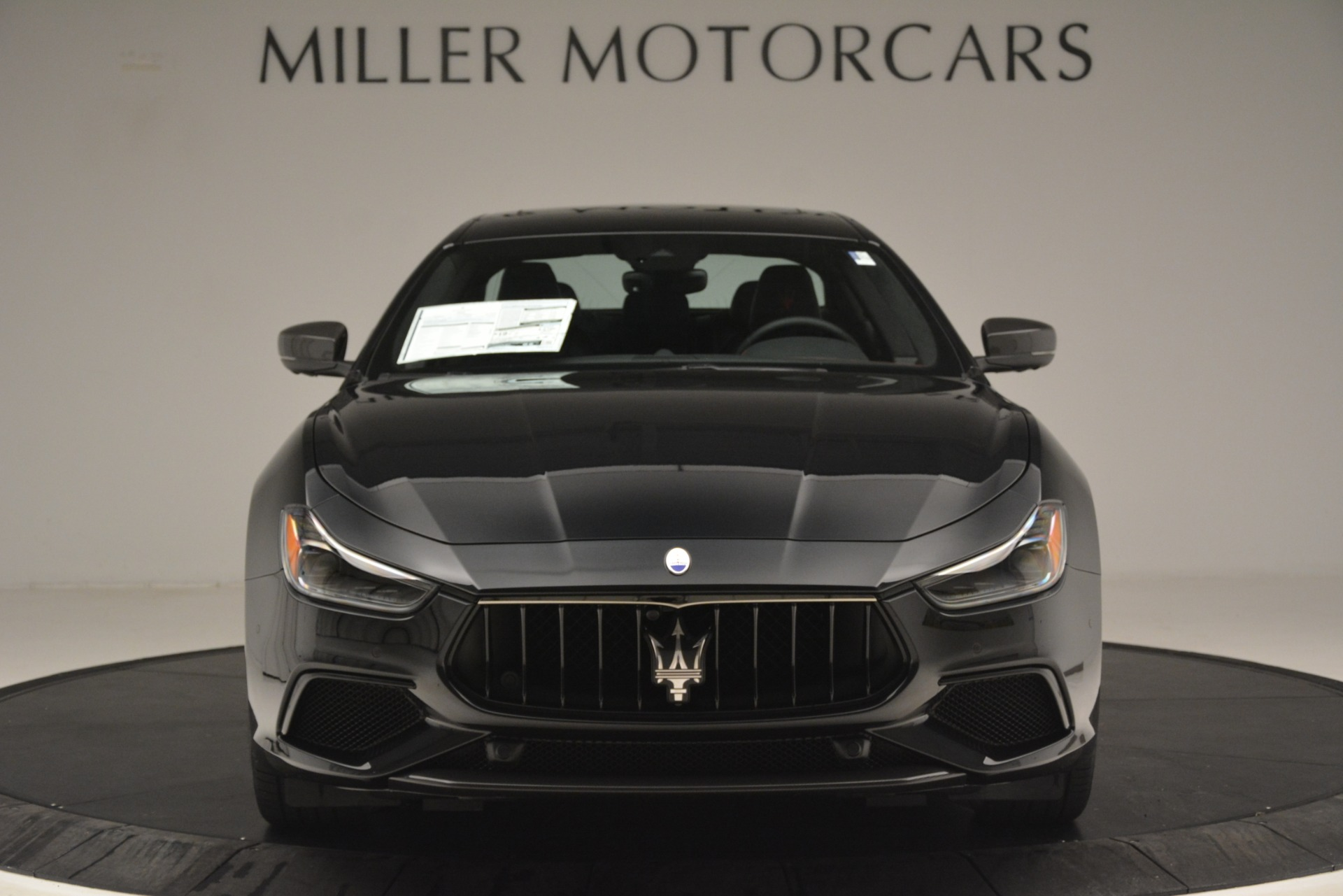 New 2019 Maserati Ghibli S Q4 GranSport For Sale In Westport, CT 2924_p12