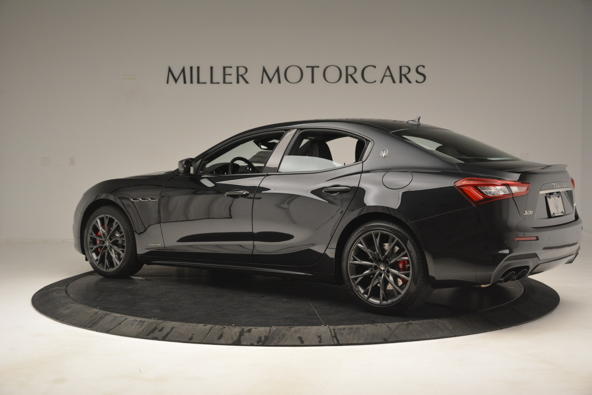 New 2019 Maserati Ghibli S Q4 GranSport For Sale In Westport, CT 2924_p4