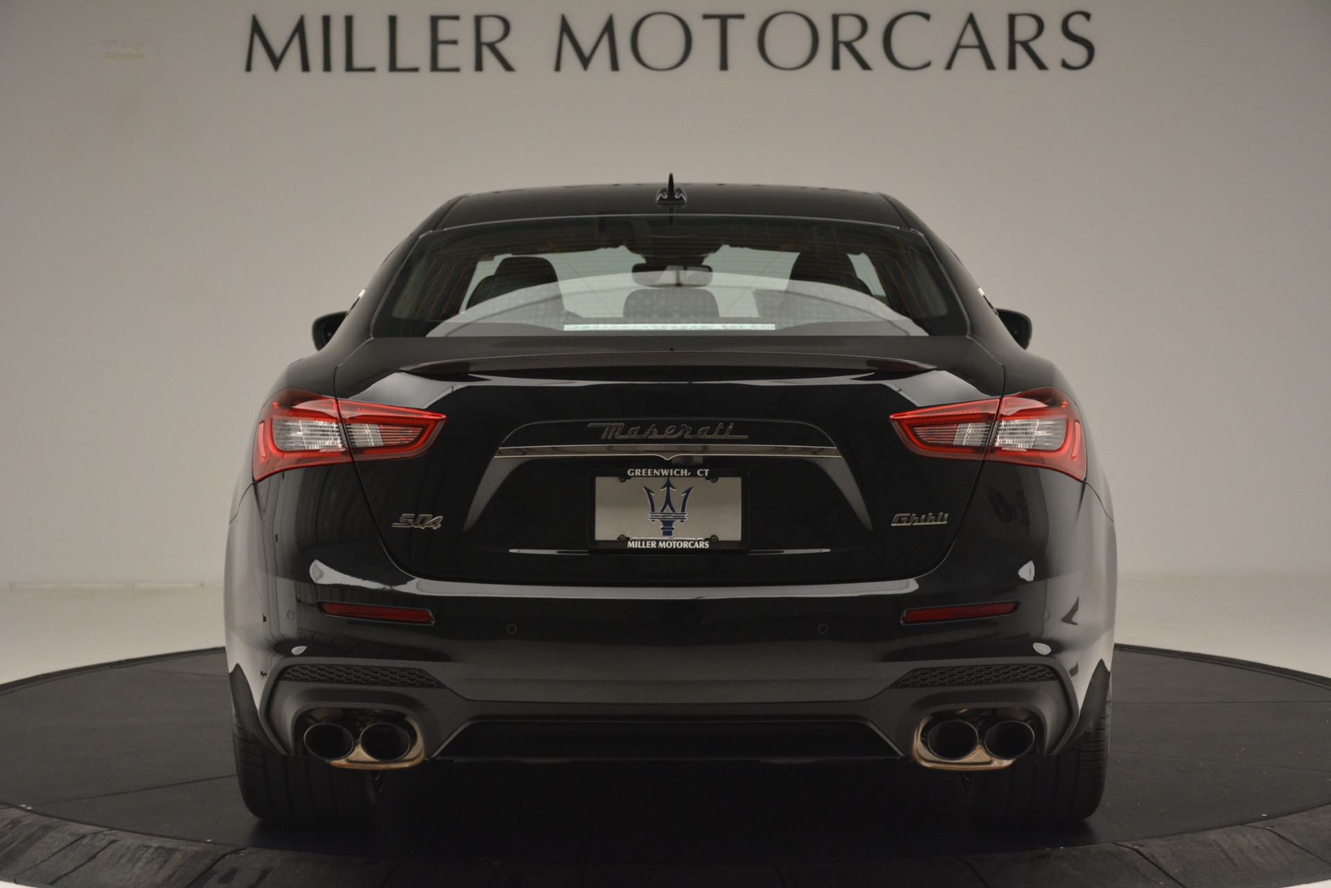 New 2019 Maserati Ghibli S Q4 GranSport For Sale In Westport, CT 2924_p6