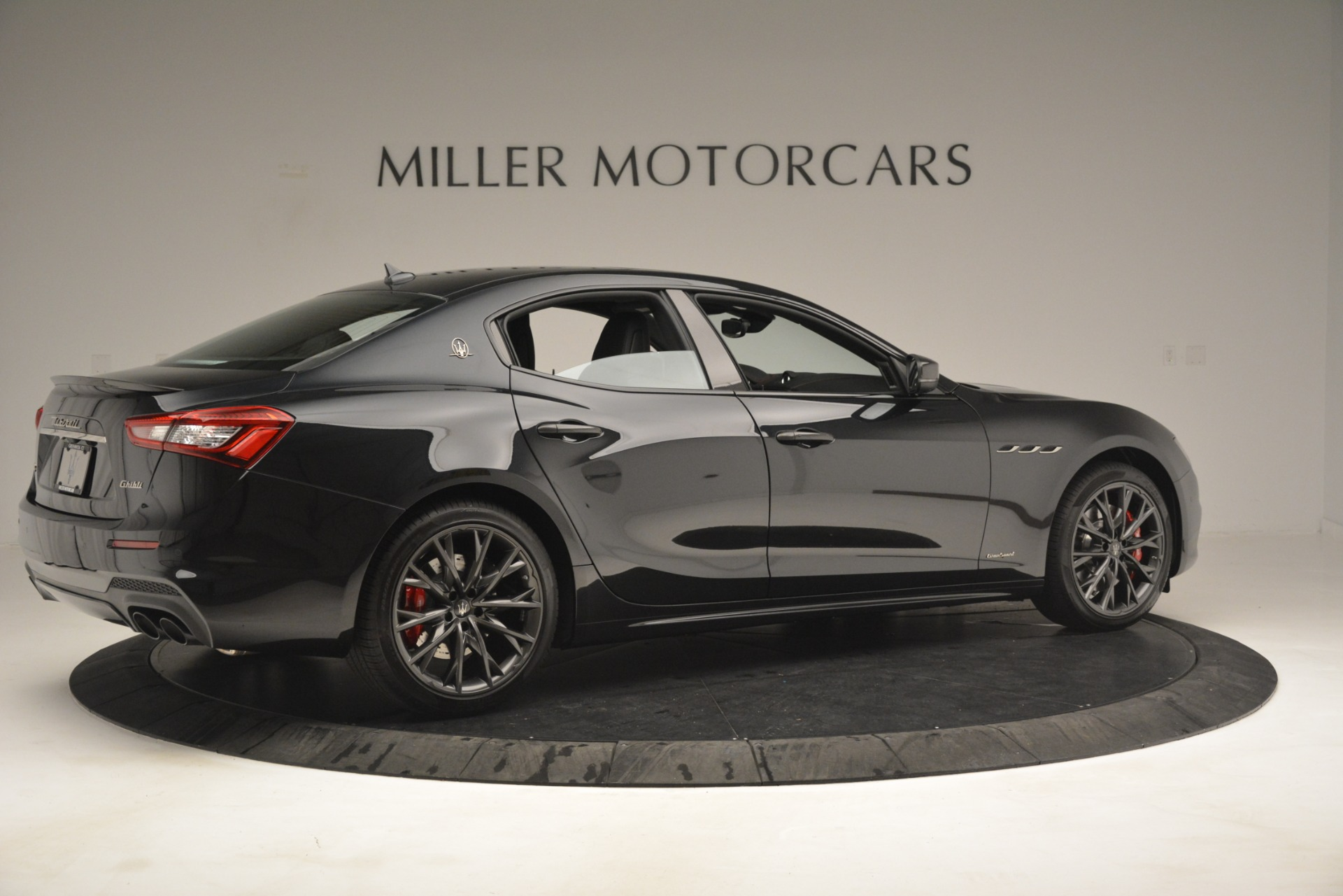 New 2019 Maserati Ghibli S Q4 GranSport For Sale In Westport, CT 2924_p8