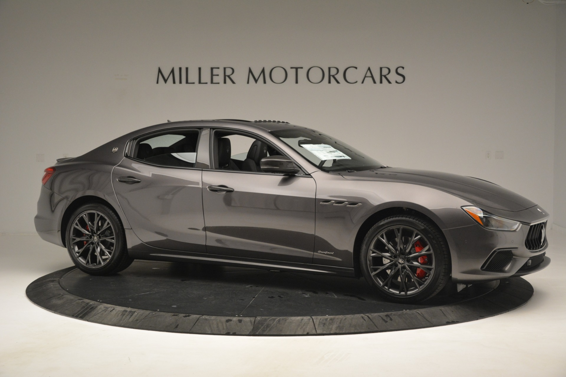 New 2019 Maserati Ghibli S Q4 GranSport For Sale In Westport, CT 2925_p11
