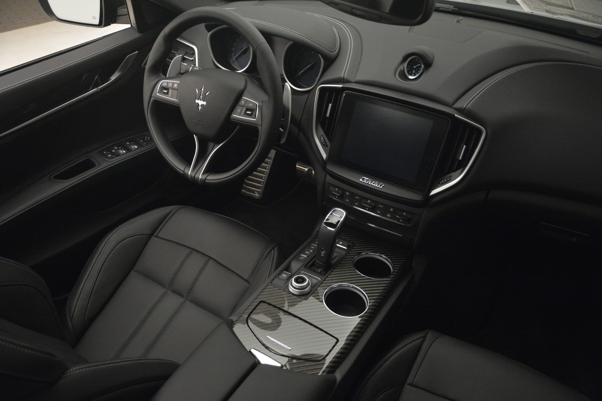 New 2019 Maserati Ghibli S Q4 GranSport For Sale In Westport, CT 2925_p16