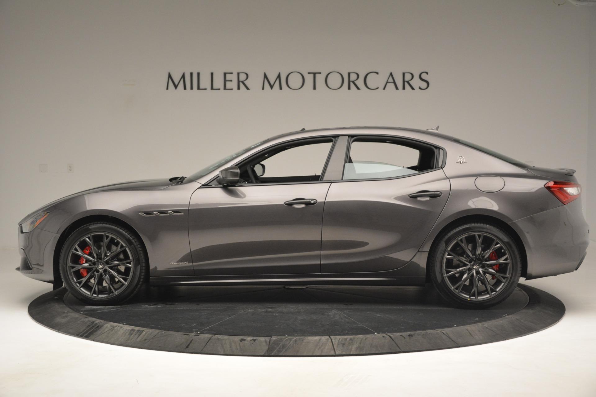 New 2019 Maserati Ghibli S Q4 GranSport For Sale In Westport, CT 2925_p4